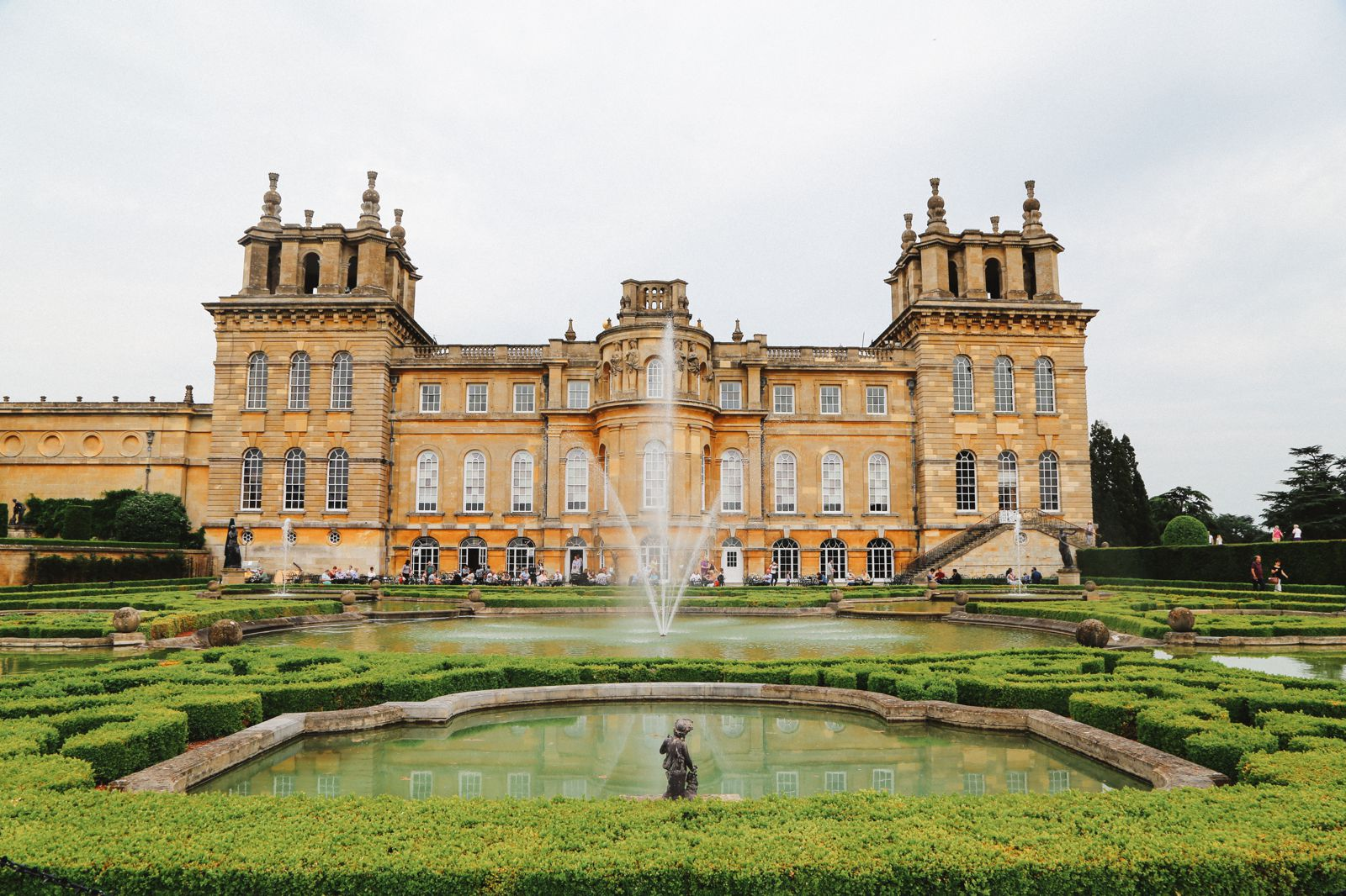 Visiting Blenheim Palace... (And The Marlborough Maze!) (40)