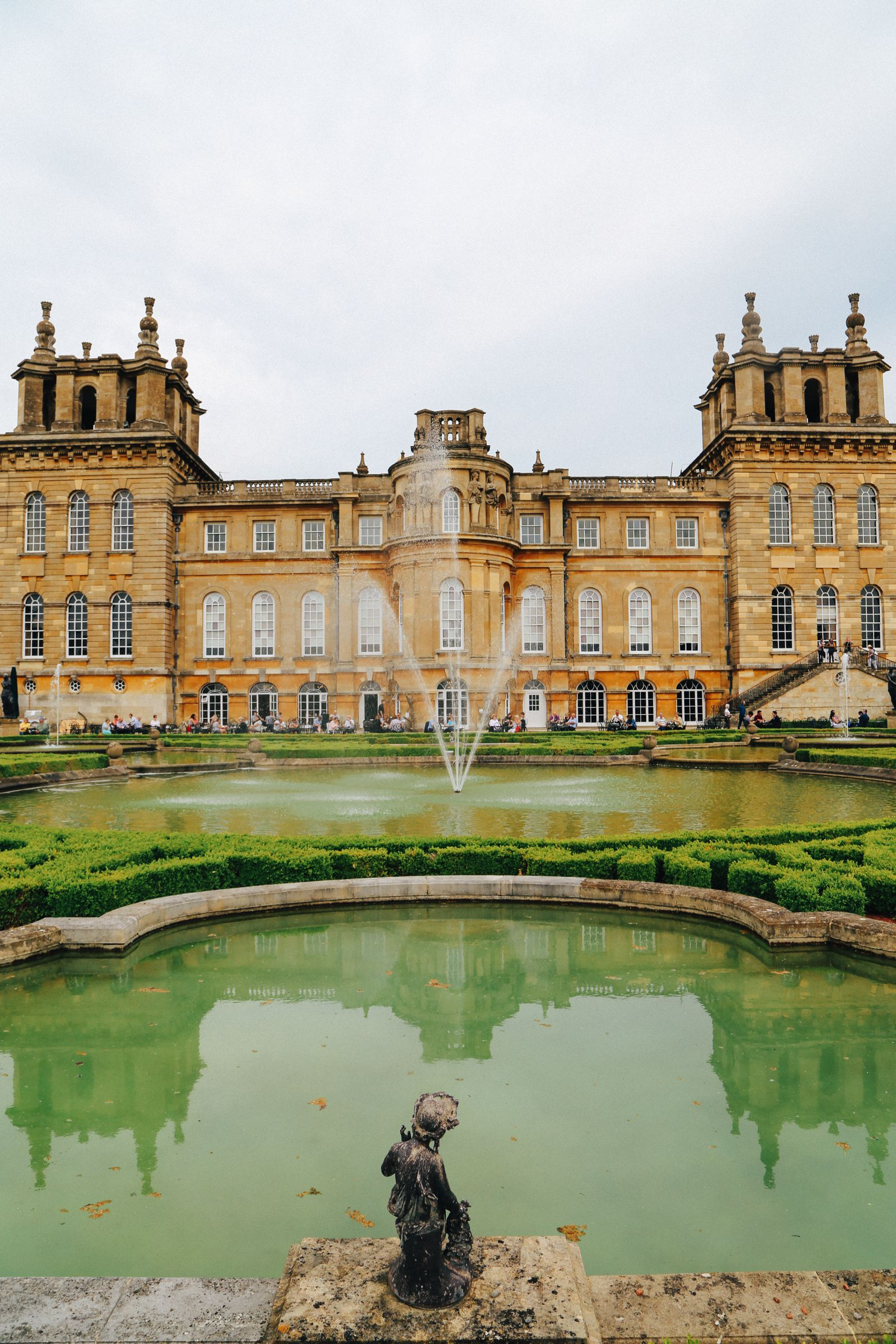 Visiting Blenheim Palace... (And The Marlborough Maze!) (42)