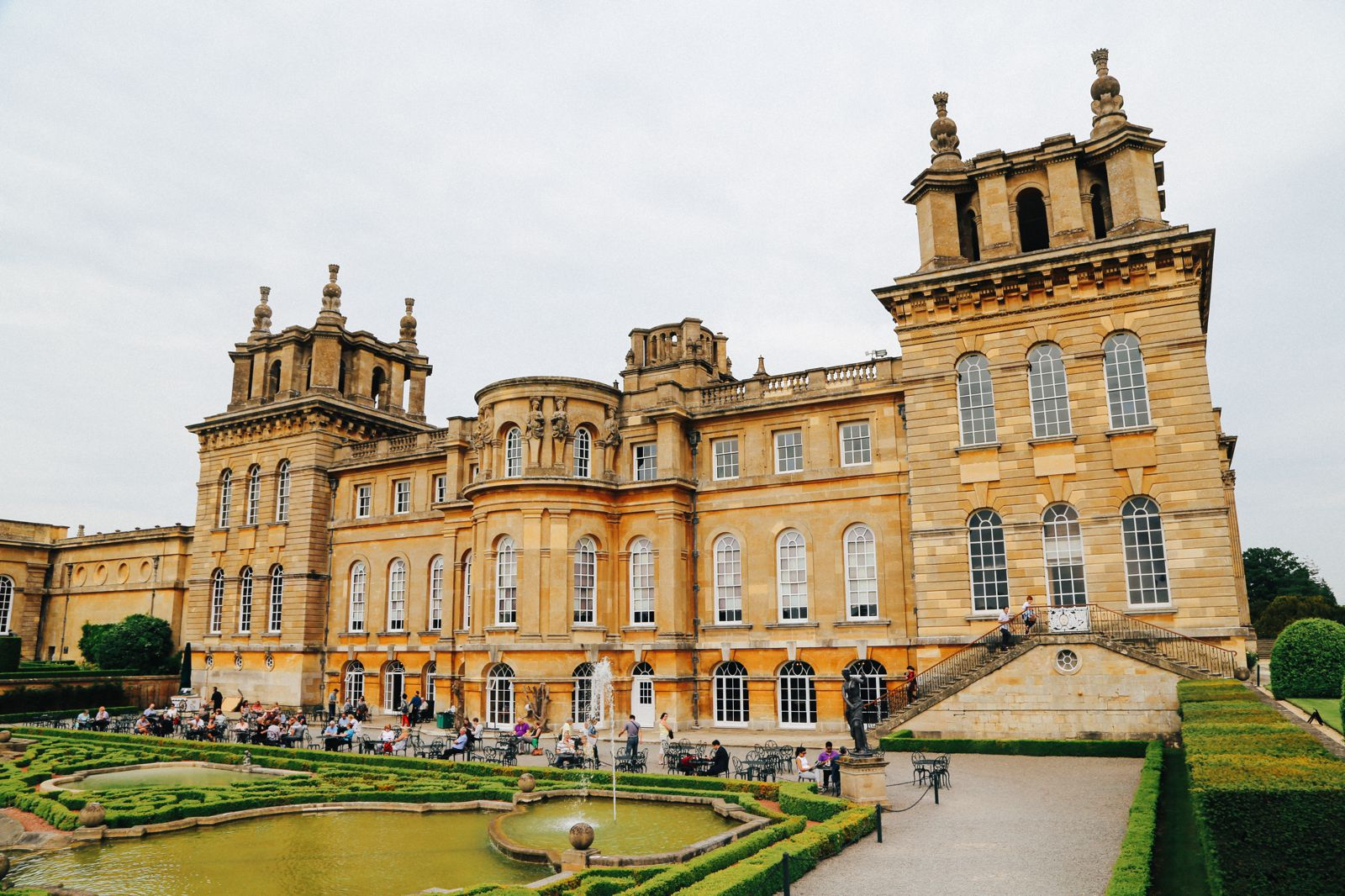 Visiting Blenheim Palace... (And The Marlborough Maze!) (44)