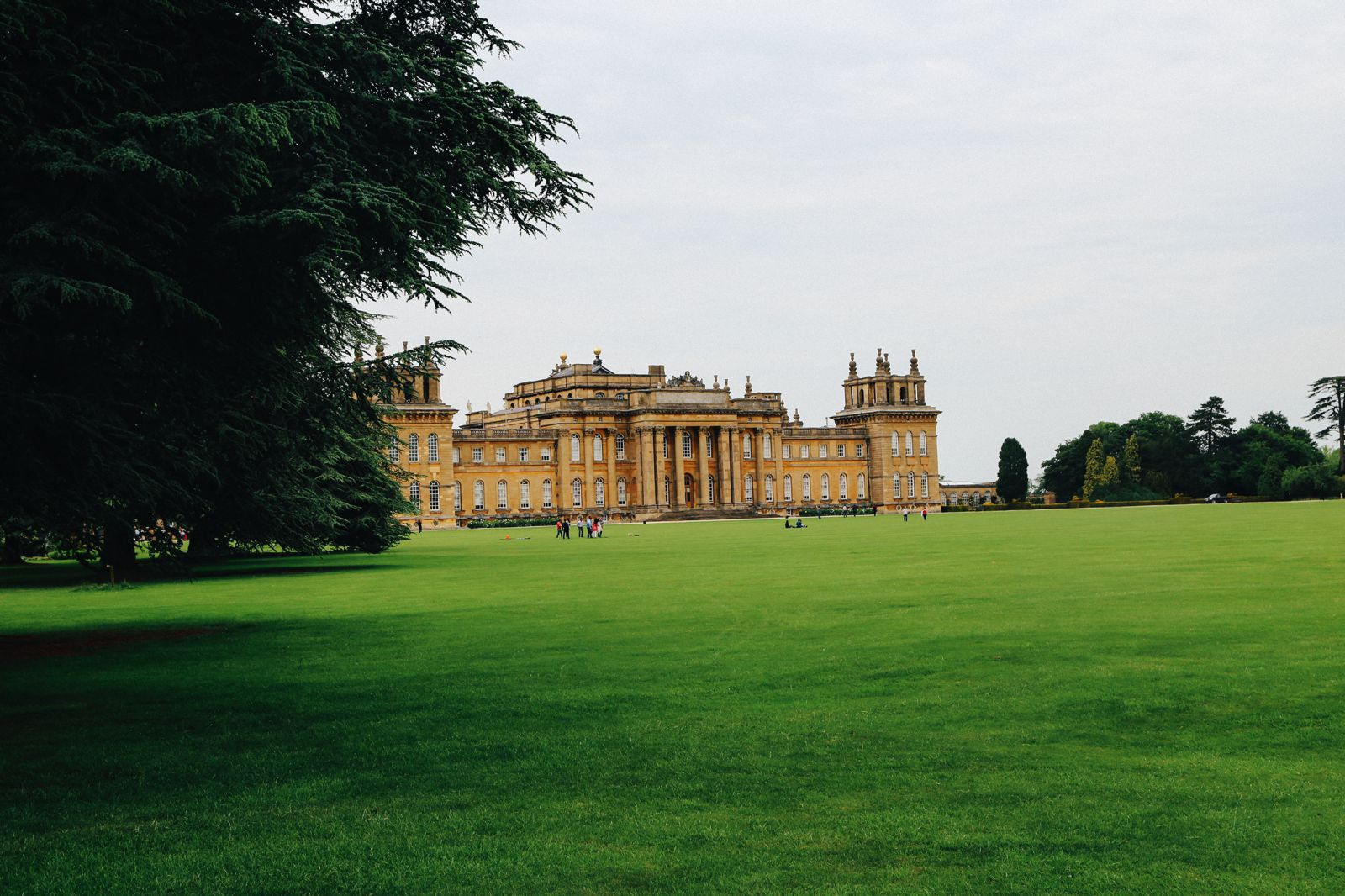 Visiting Blenheim Palace... (And The Marlborough Maze!) (58)