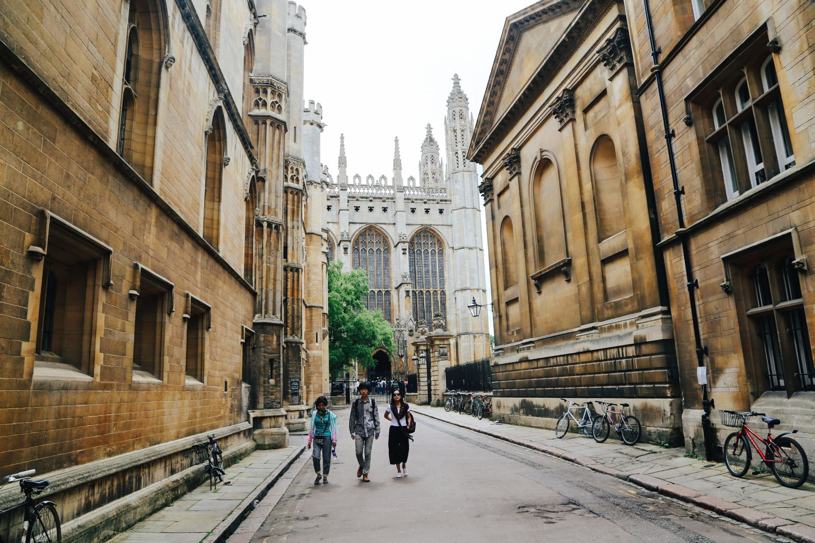 Returning To Grand Old Cambridge! (9)