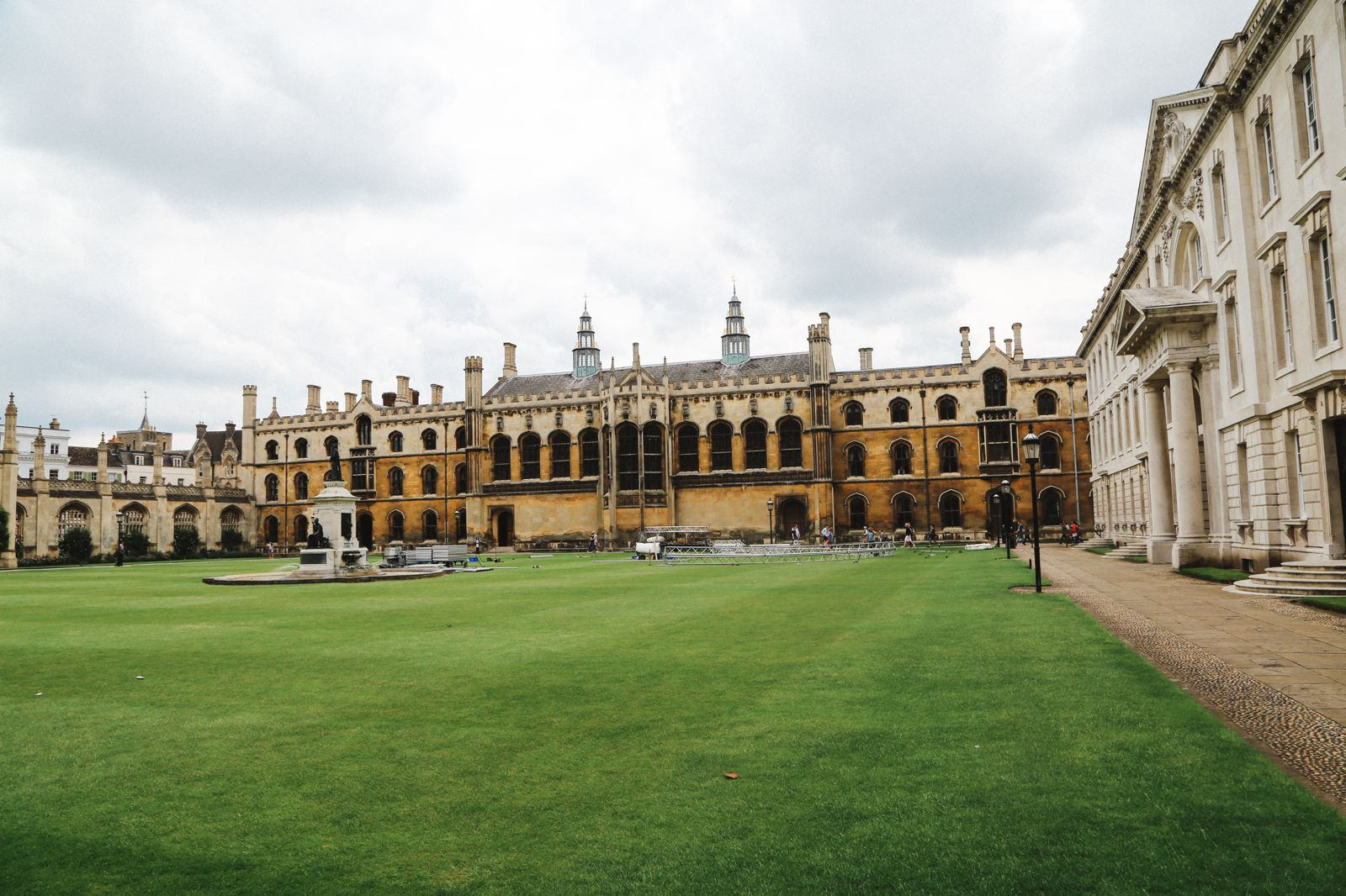 Returning To Grand Old Cambridge! (26)