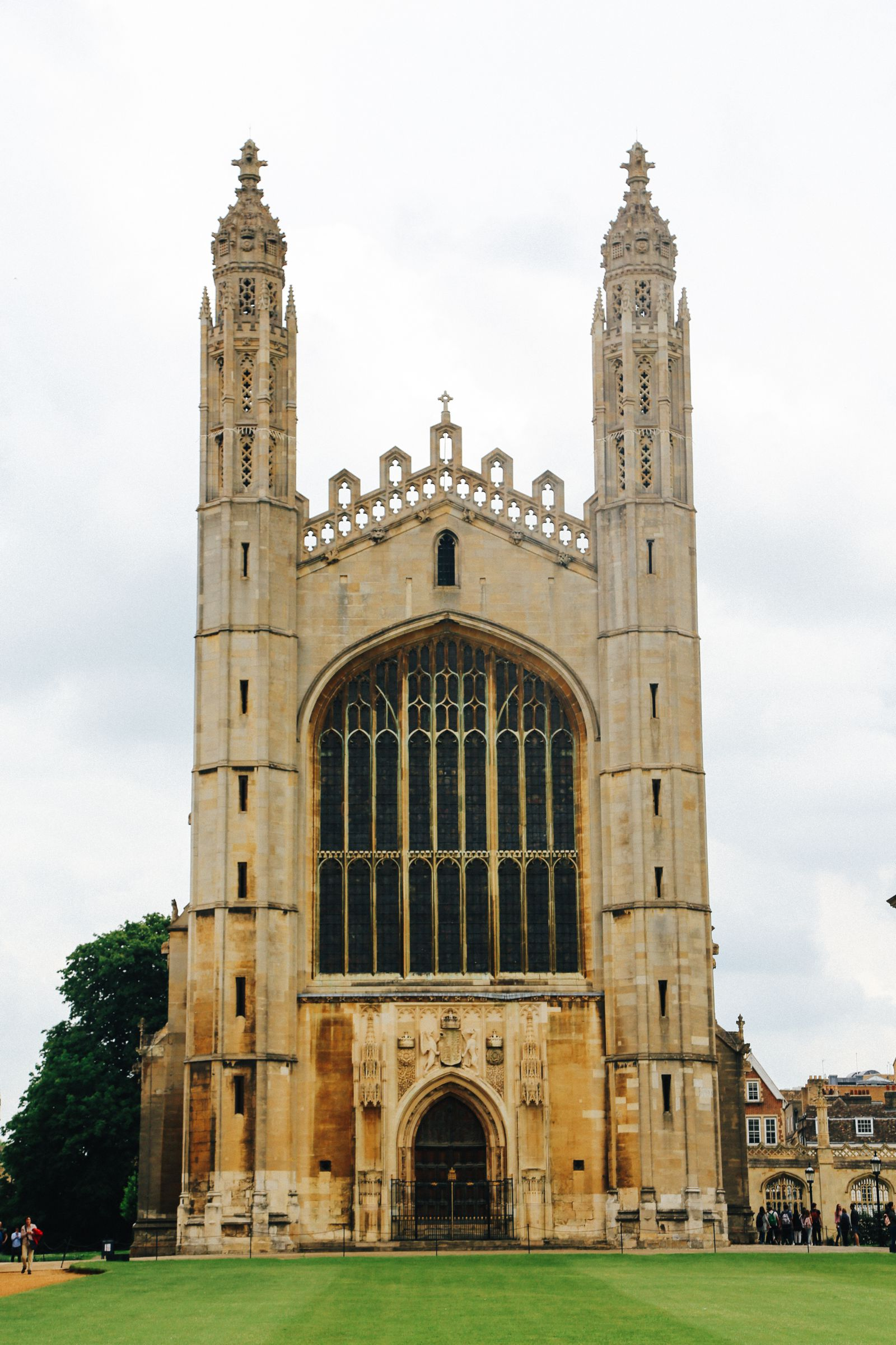Returning To Grand Old Cambridge! (29)