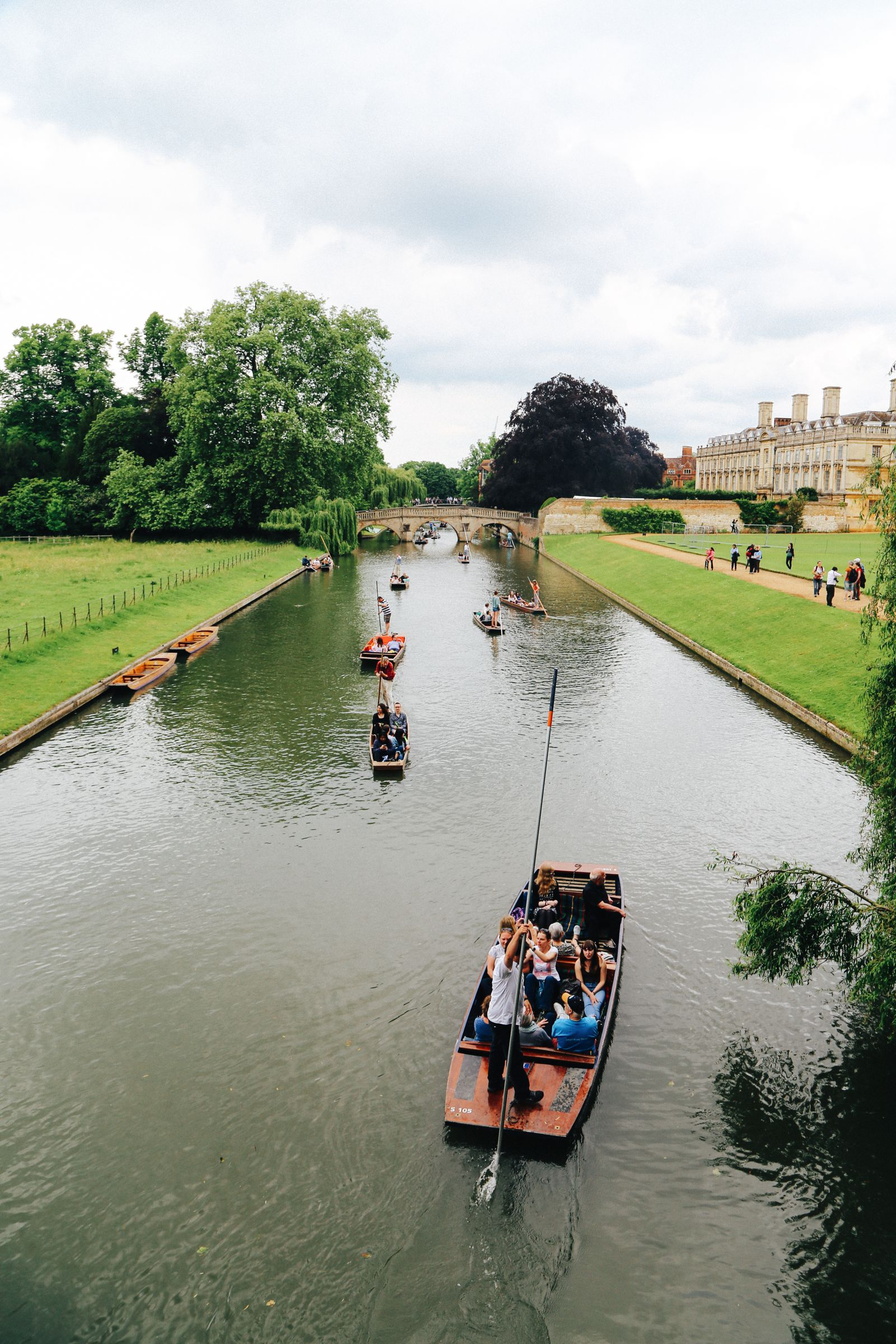 Returning To Grand Old Cambridge! (34)