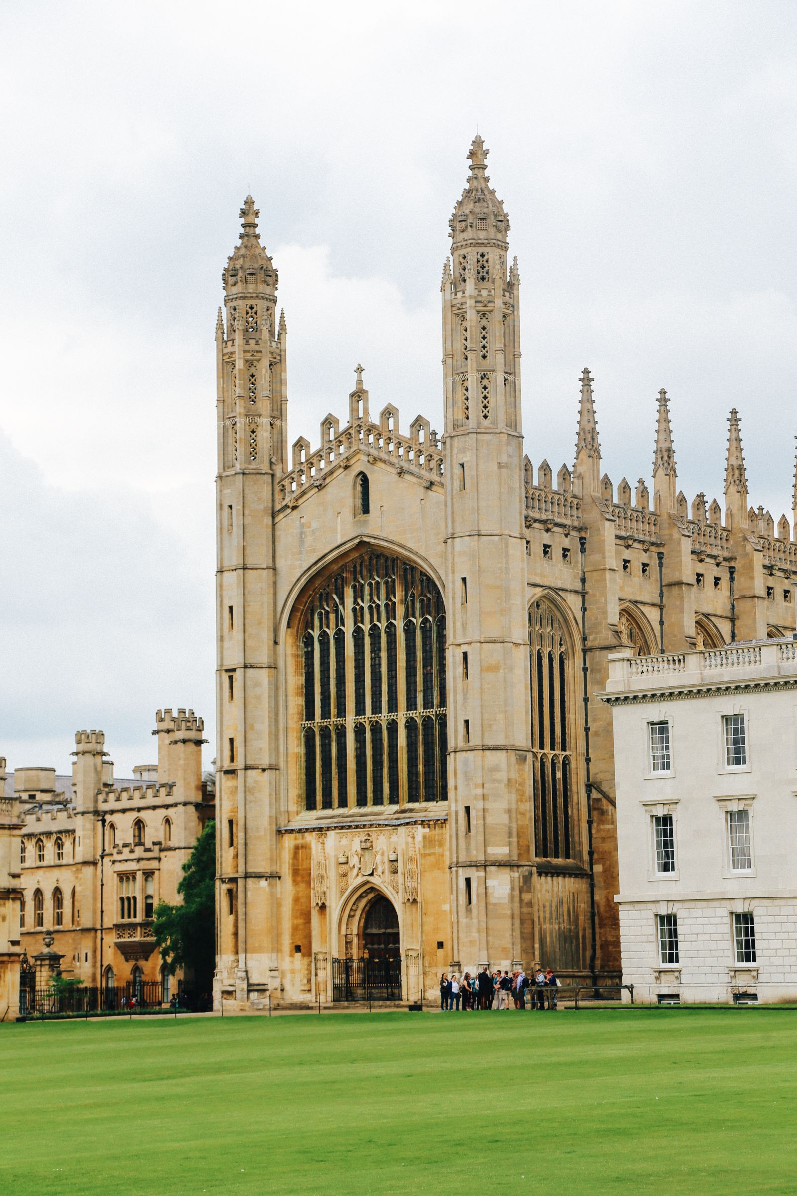 Returning To Grand Old Cambridge! (35)