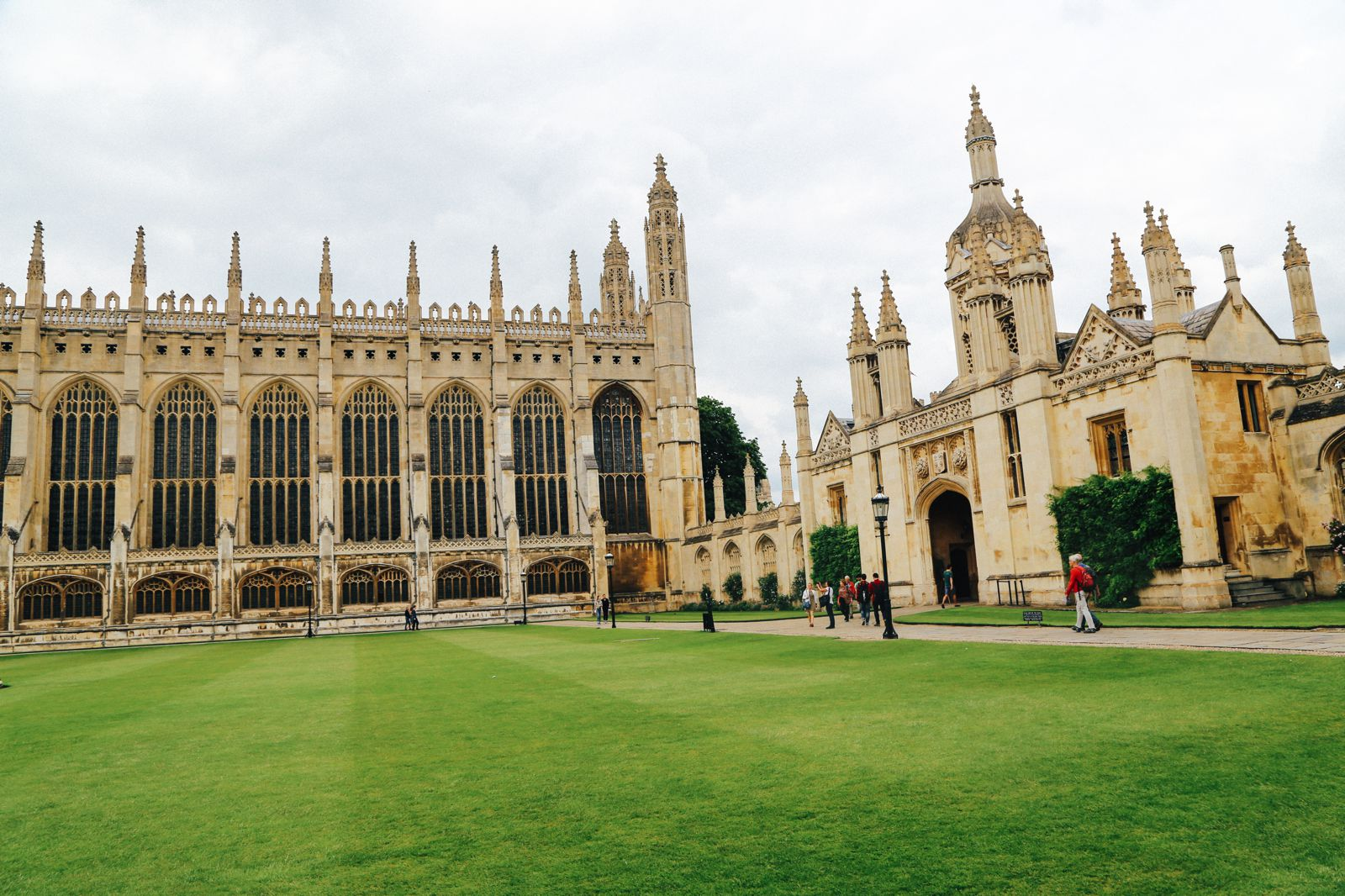 Returning To Grand Old Cambridge! (39)