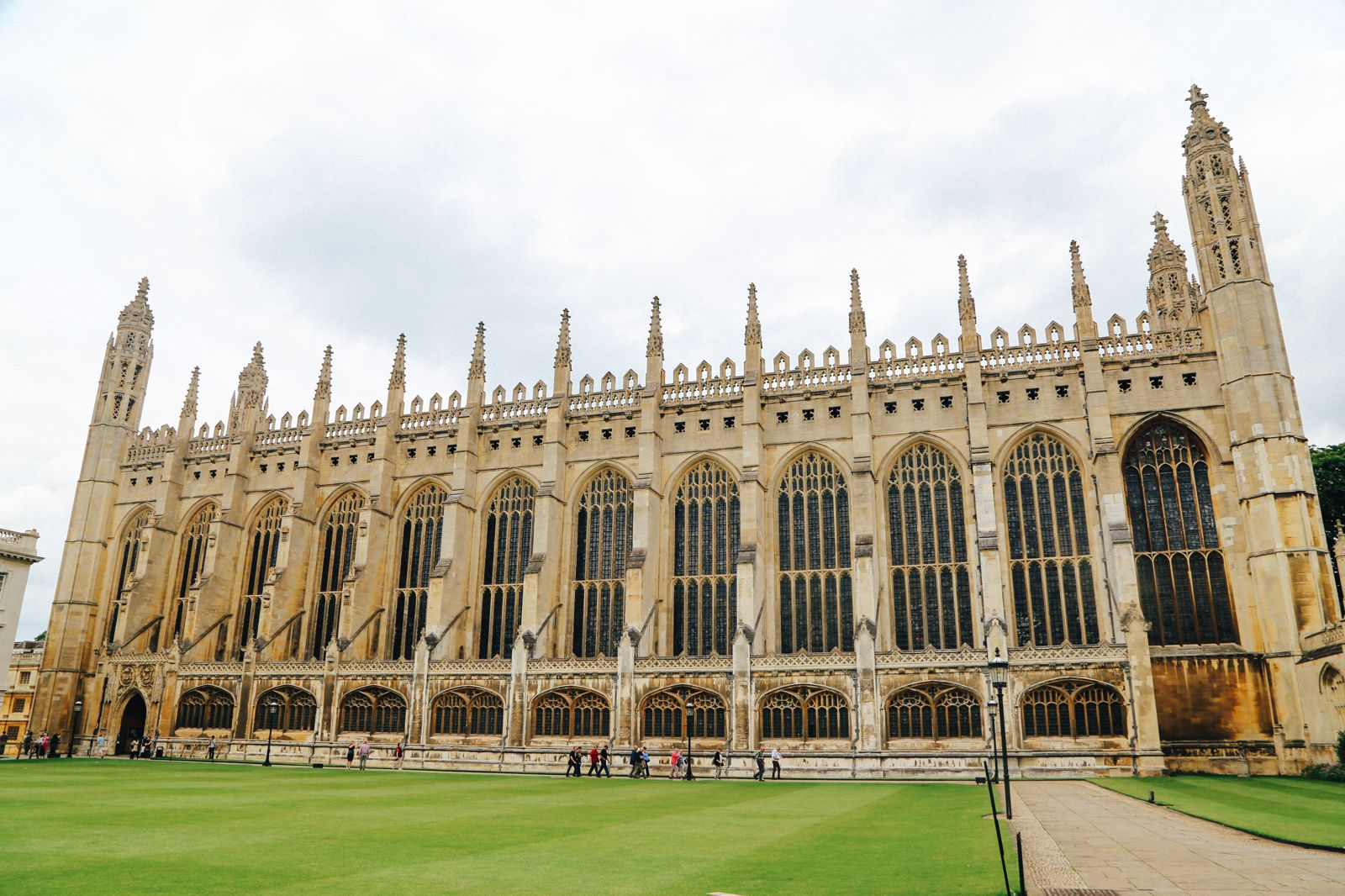 Returning To Grand Old Cambridge! (42)