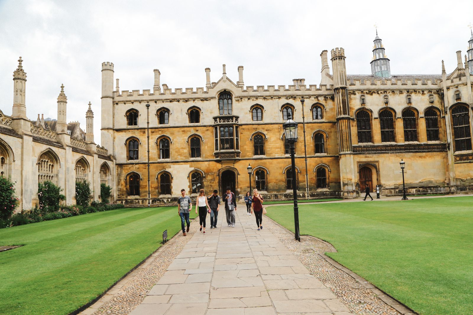 Returning To Grand Old Cambridge! (43)