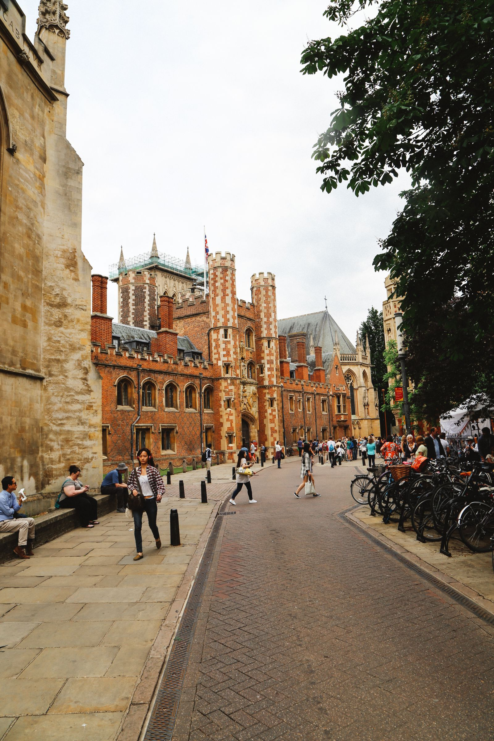 Returning To Grand Old Cambridge! (48)