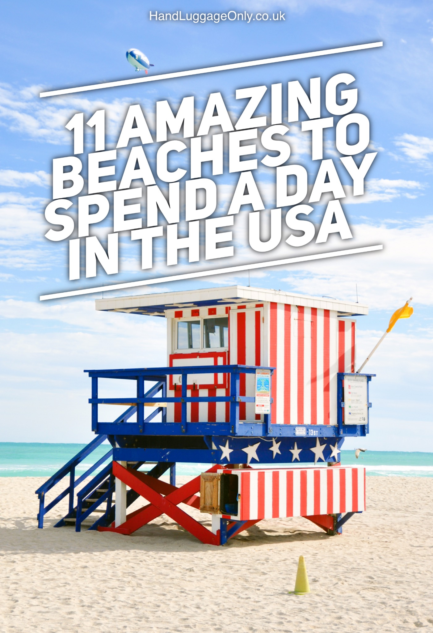 11 Amazing Beaches To Visit In The USA (8)