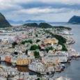 Arrival In Alesund, Norway: Our Norwegian Road Trip