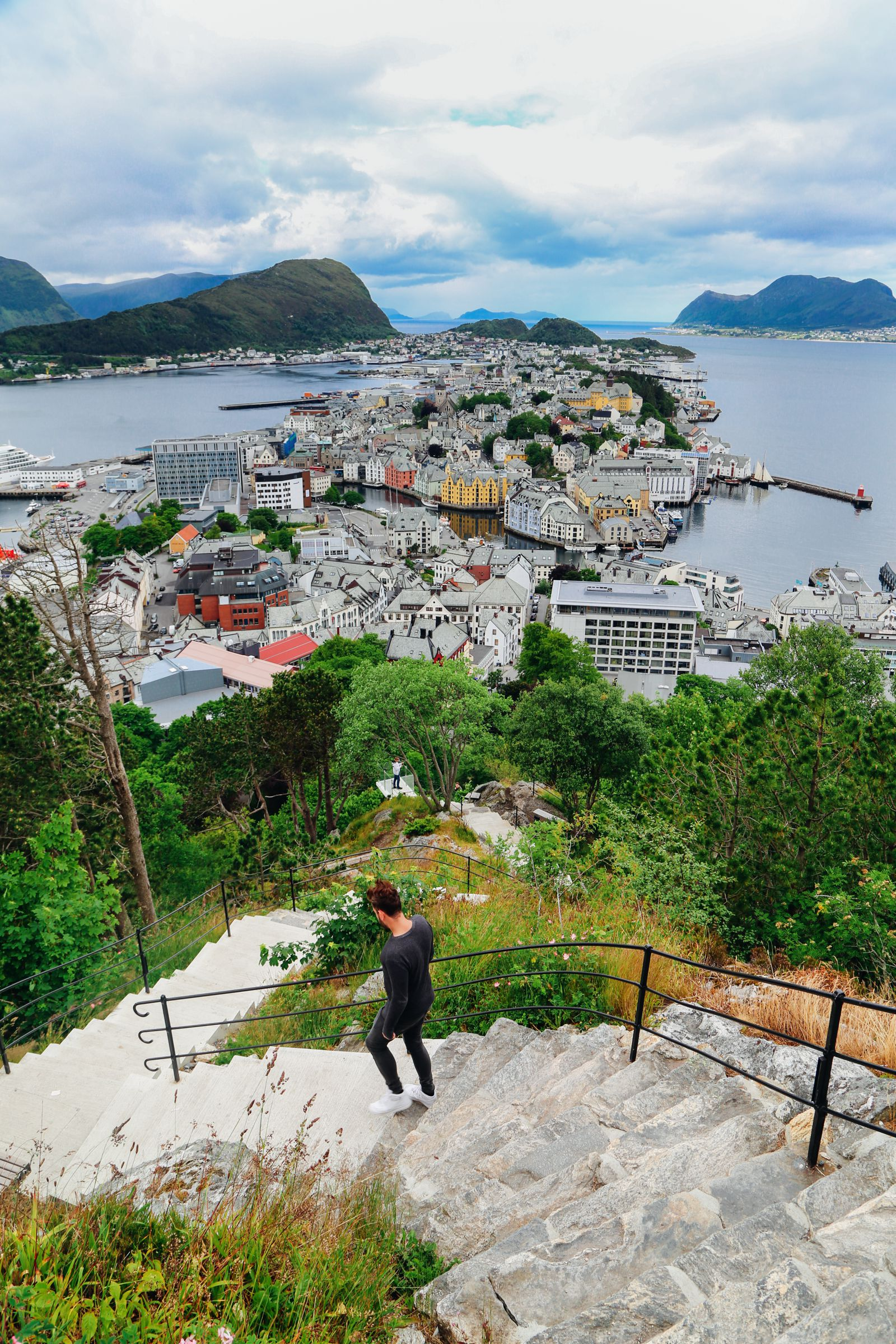 Arrival In Alesund, Norway - The Start Of Our Norwegian Road Trip! (21)