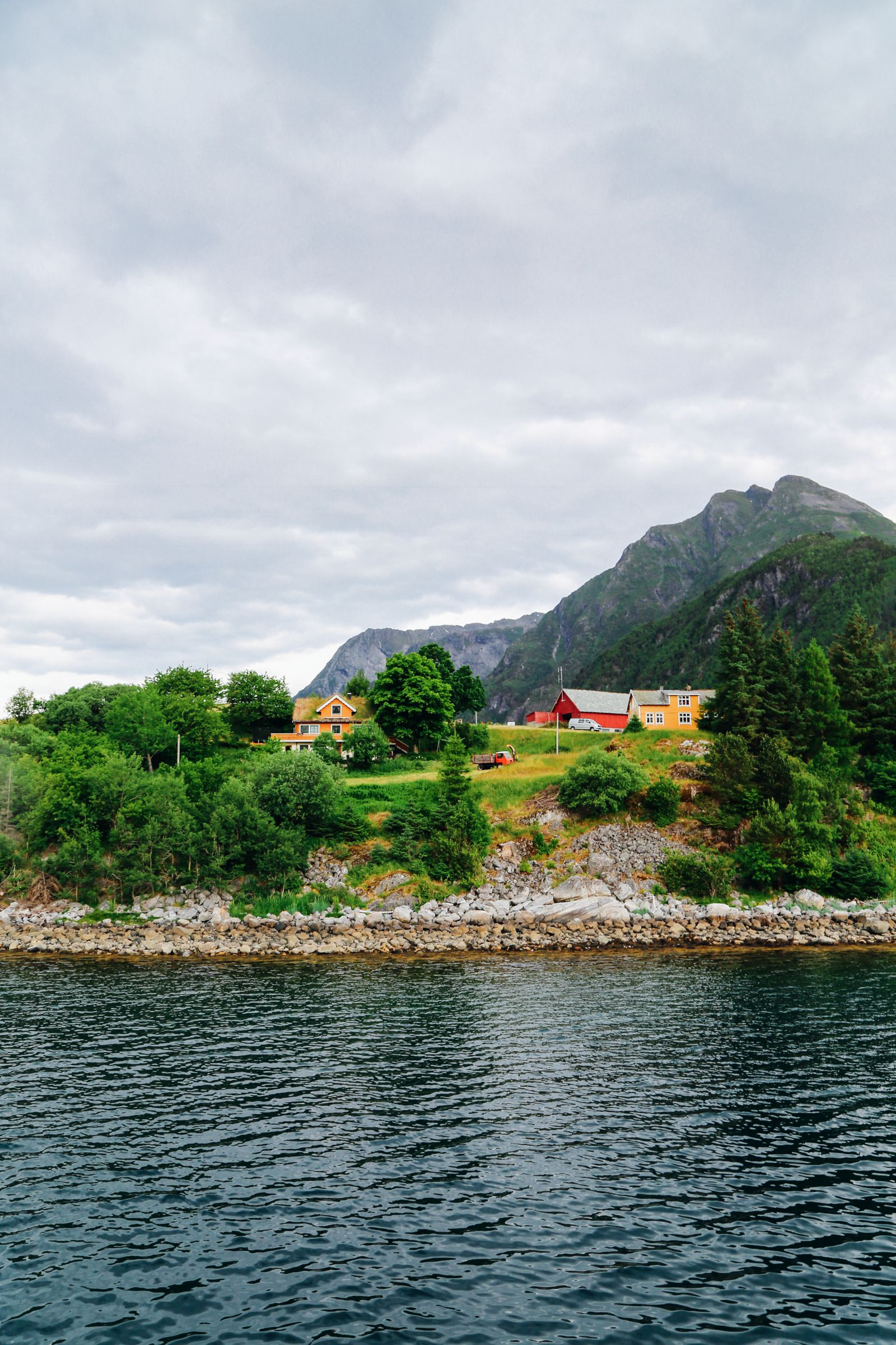 Alesund To Solavågen To Festoy To Leknes To Oye... One Of Norway's Most Scenic Driving Routes (26)