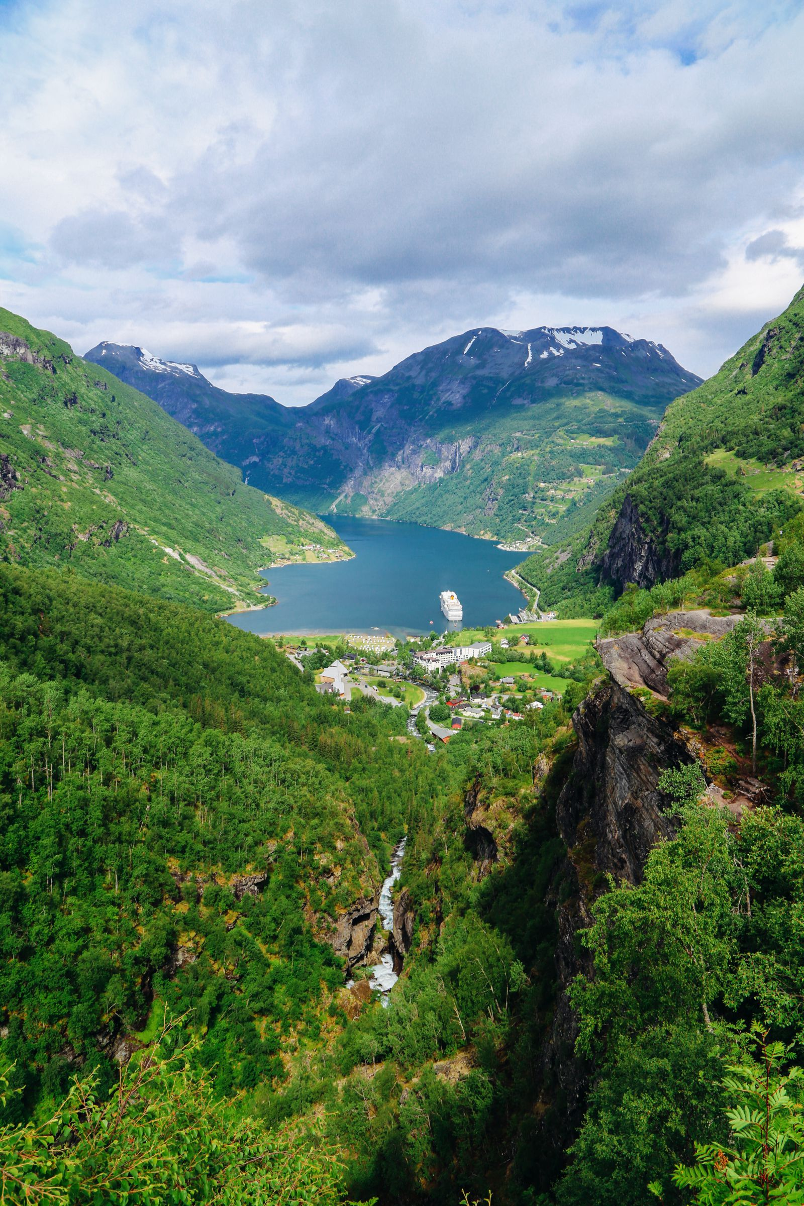 The Trek To The Highest Point In Geiranger, Dalsnibba...(And The Best View Of The Geirangerfjord) (4)