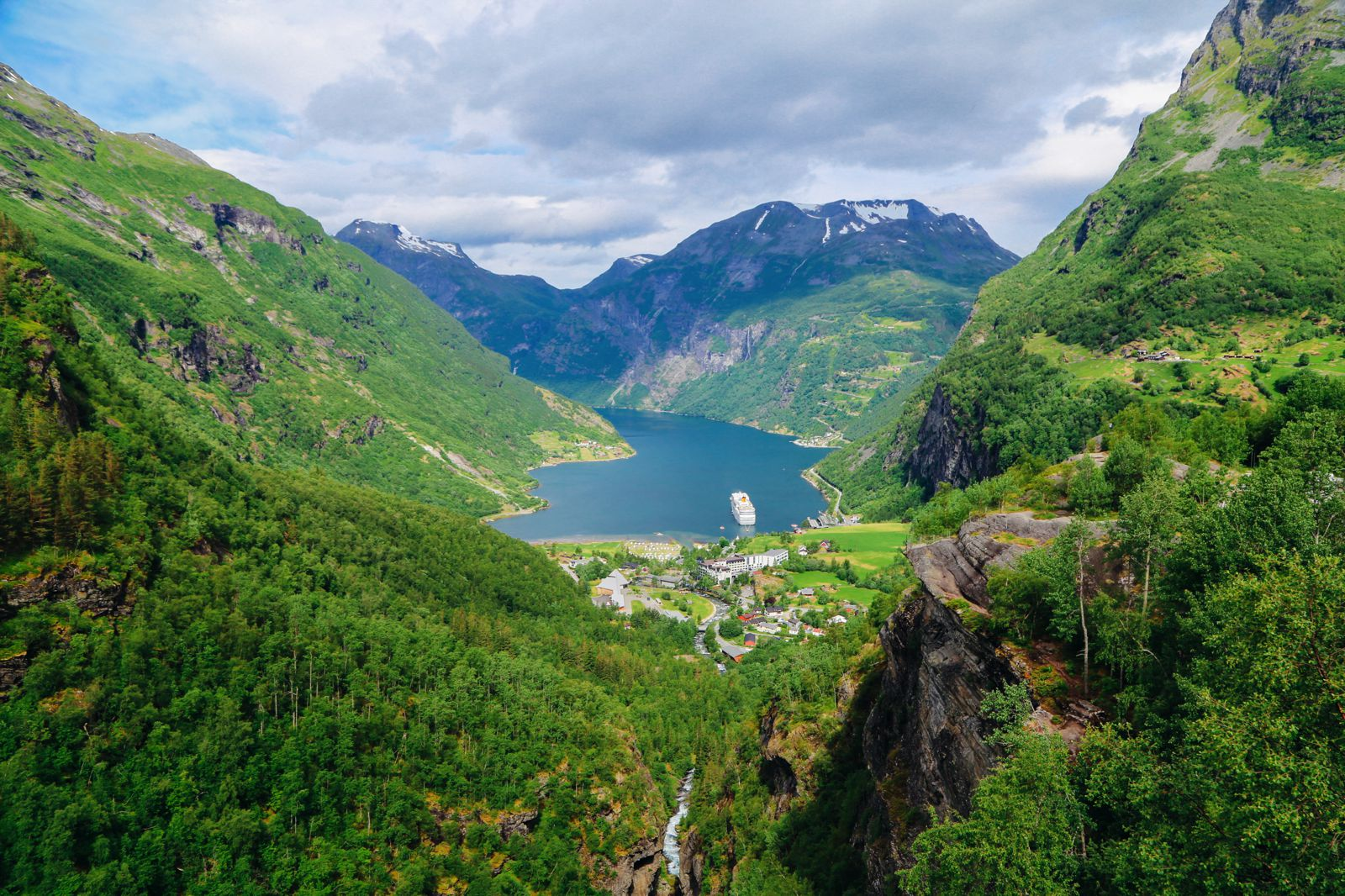 The Trek To The Highest Point In Geiranger, Dalsnibba...(And The Best View Of The Geirangerfjord) (5)