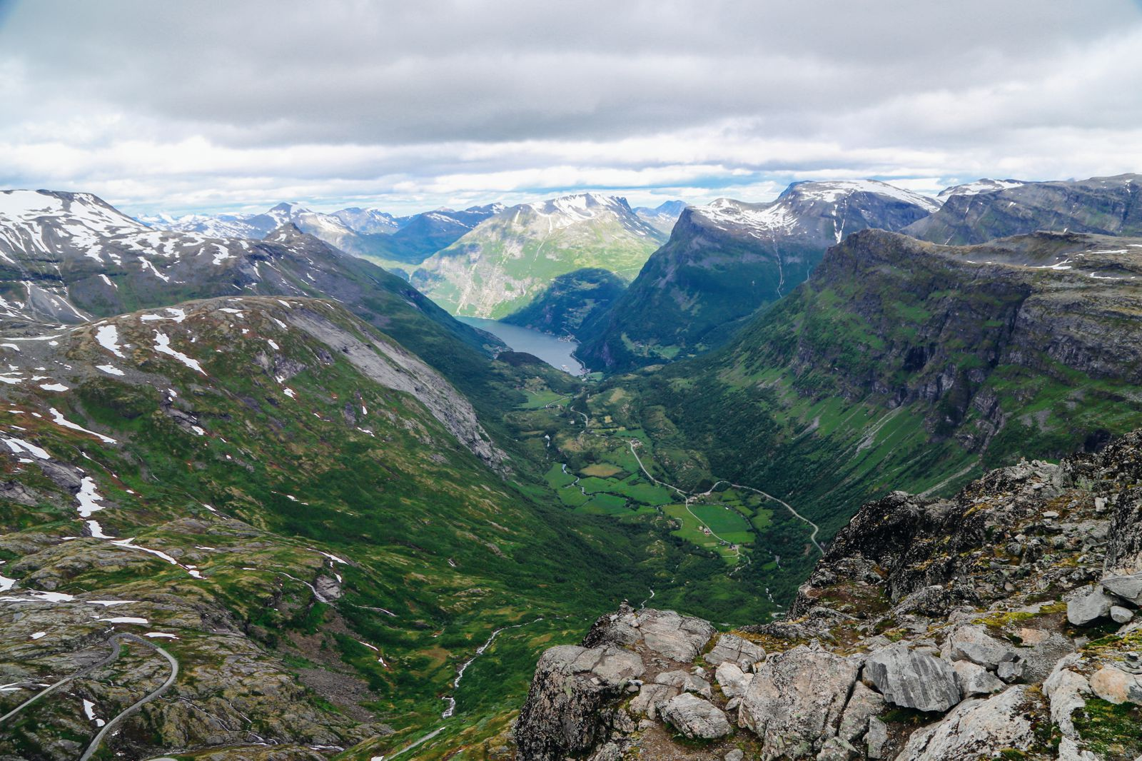 The Trek To The Highest Point In Geiranger, Dalsnibba...(And The Best View Of The Geirangerfjord) (27)