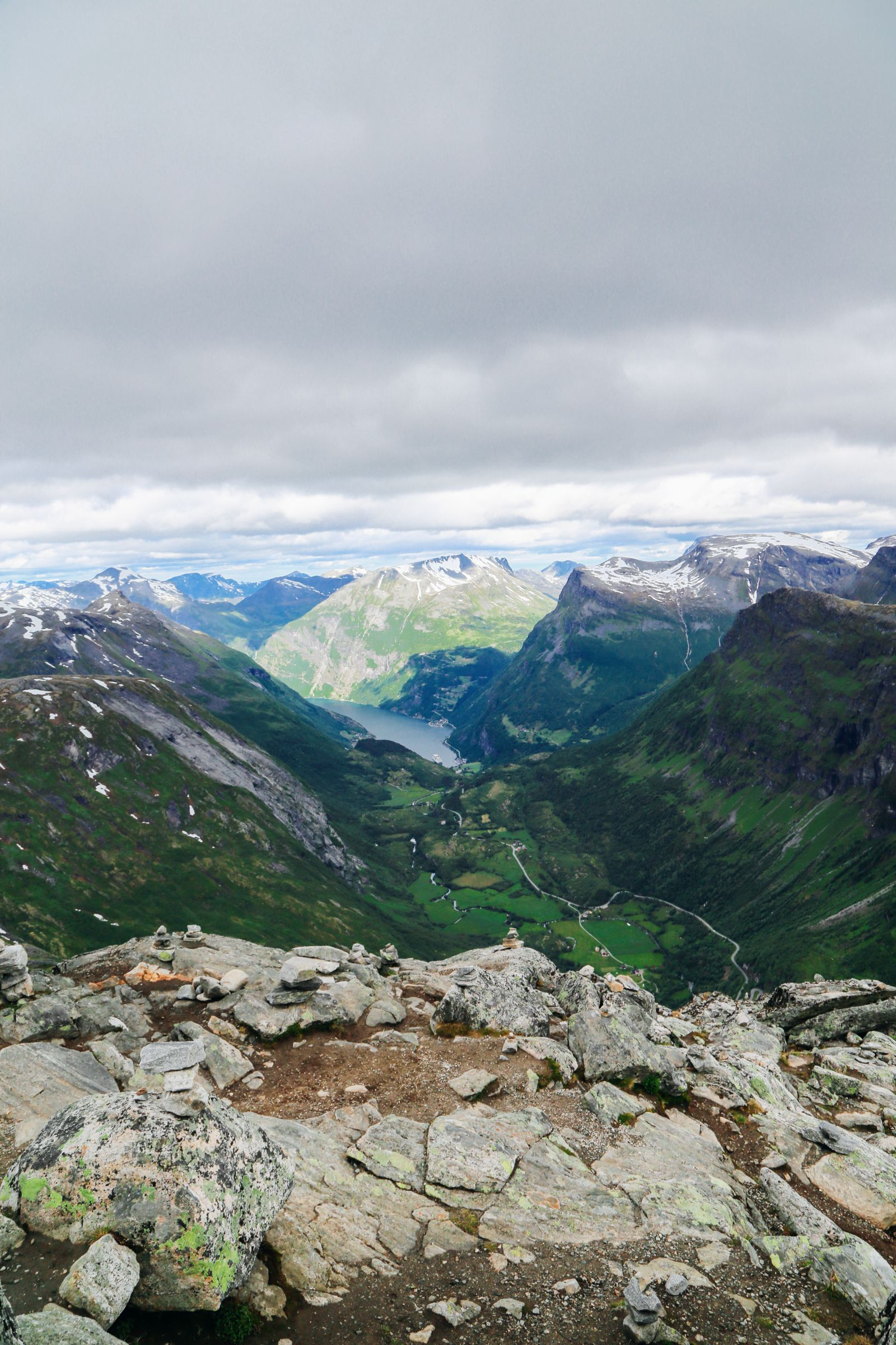 The Trek To The Highest Point In Geiranger, Dalsnibba...(And The Best View Of The Geirangerfjord) (34)