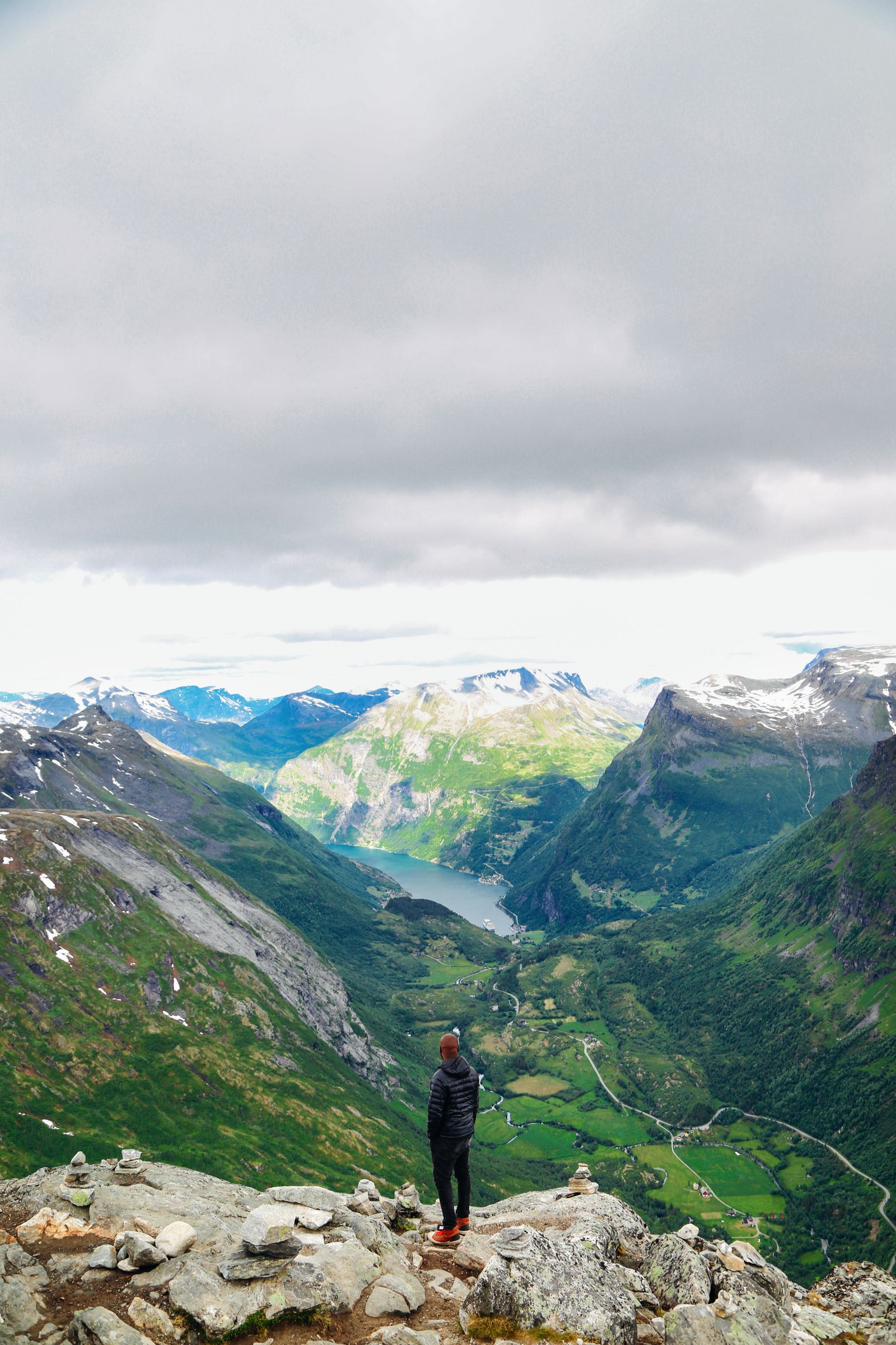 The Trek To The Highest Point In Geiranger, Dalsnibba...(And The Best View Of The Geirangerfjord) (36)