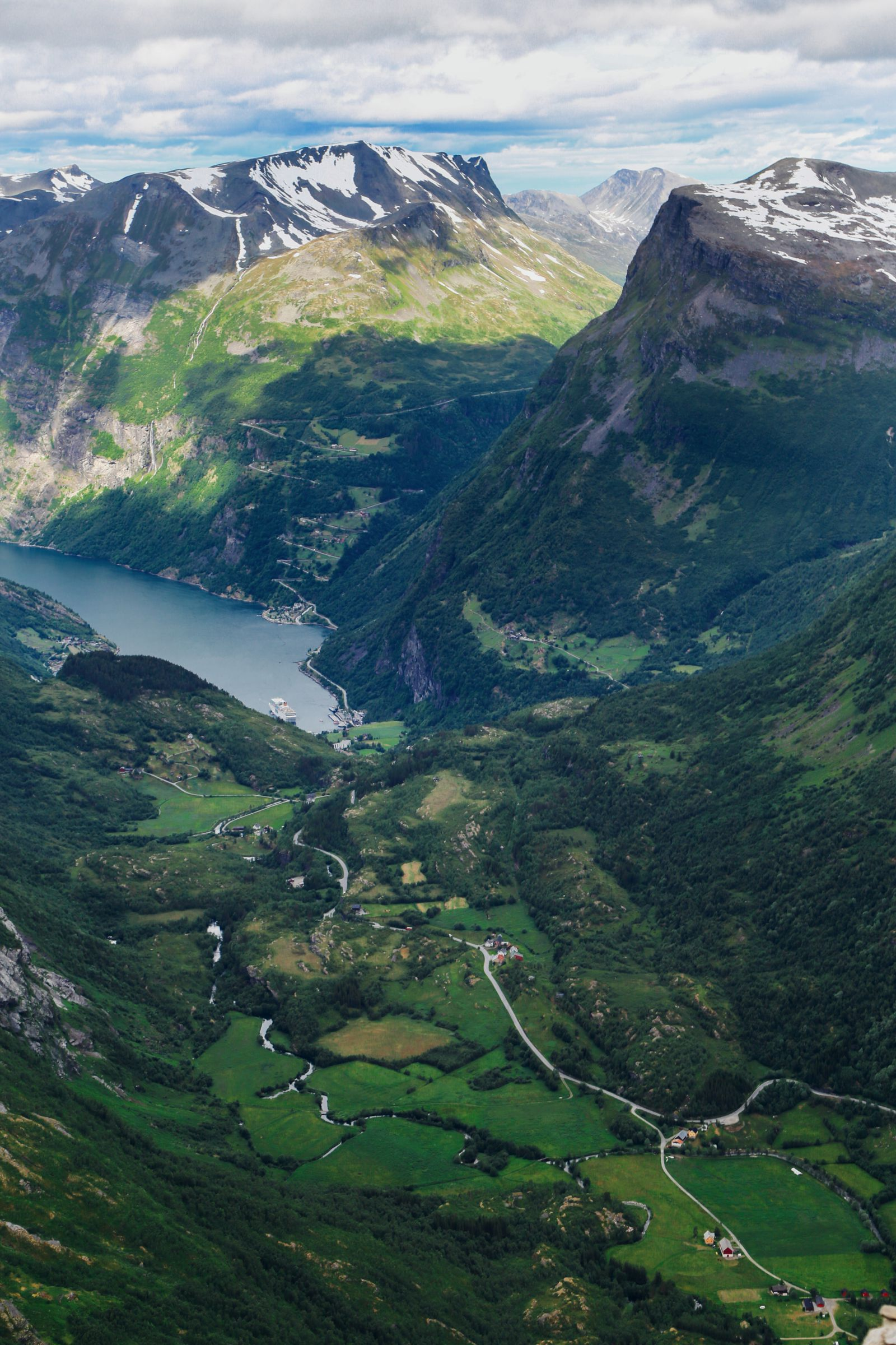 The Trek To The Highest Point In Geiranger, Dalsnibba...(And The Best View Of The Geirangerfjord) (39)
