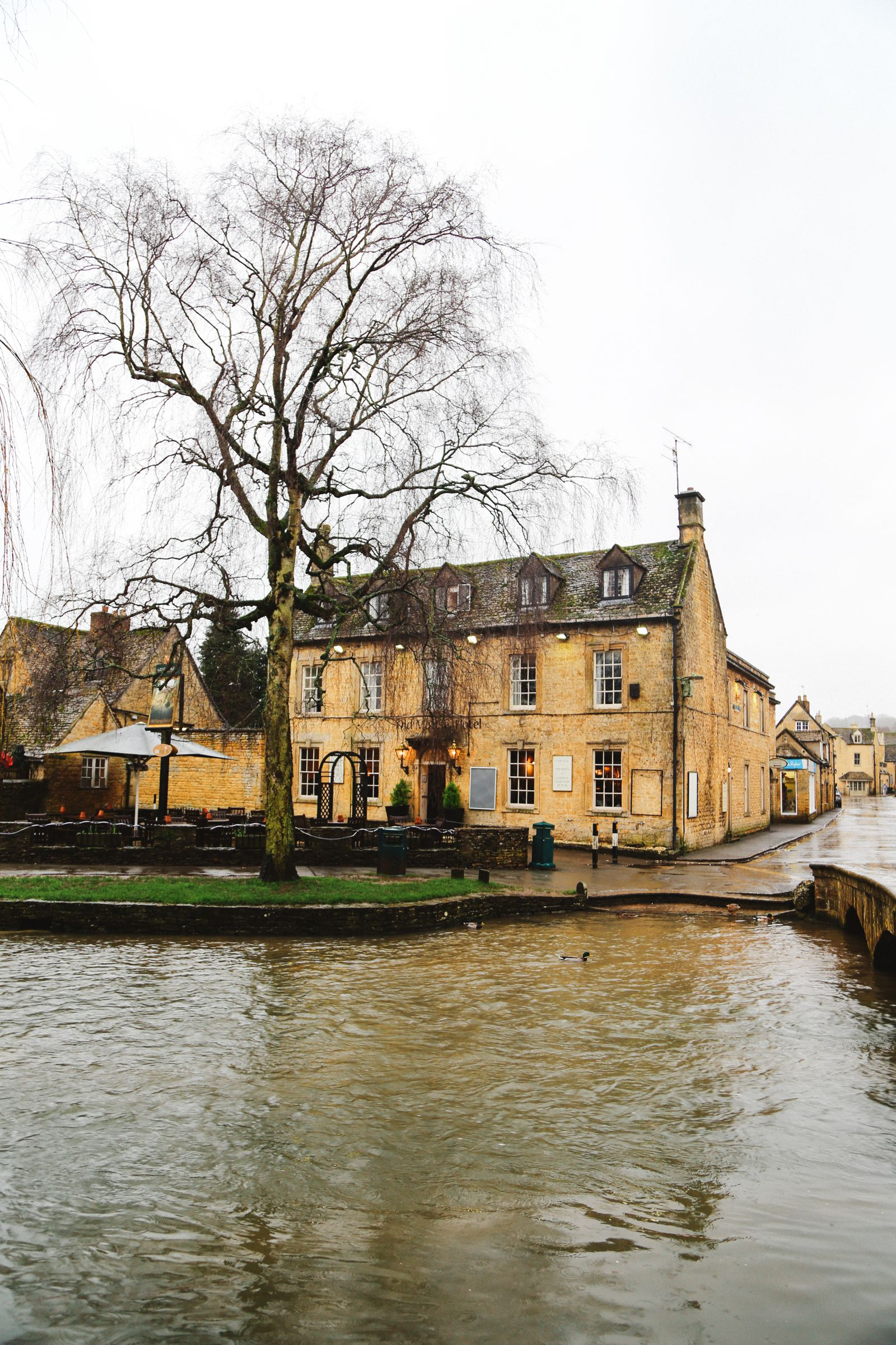 Rainy Days In The English Countryside... The Wood Norton, Bourton-On-The-Water, Broadway, Cotswolds, Stow-on-the-wold (5)