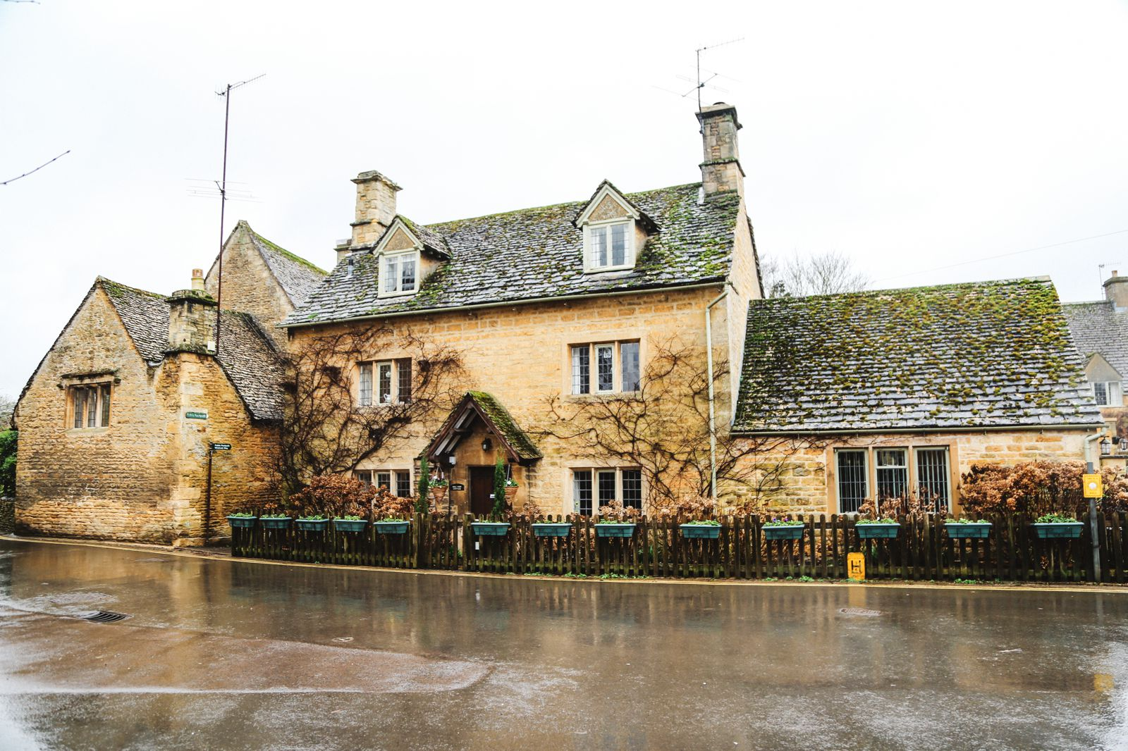 Rainy Days In The English Countryside... The Wood Norton, Bourton-On-The-Water, Broadway, Cotswolds, Stow-on-the-wold (9)