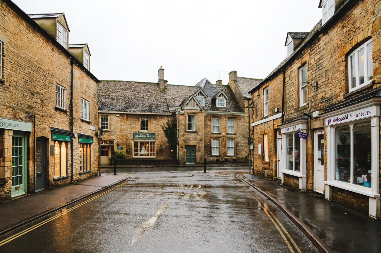 Rainy Days In The English Countryside... The Wood Norton, Bourton-On-The-Water, Broadway, Cotswolds, Stow-on-the-wold (34)
