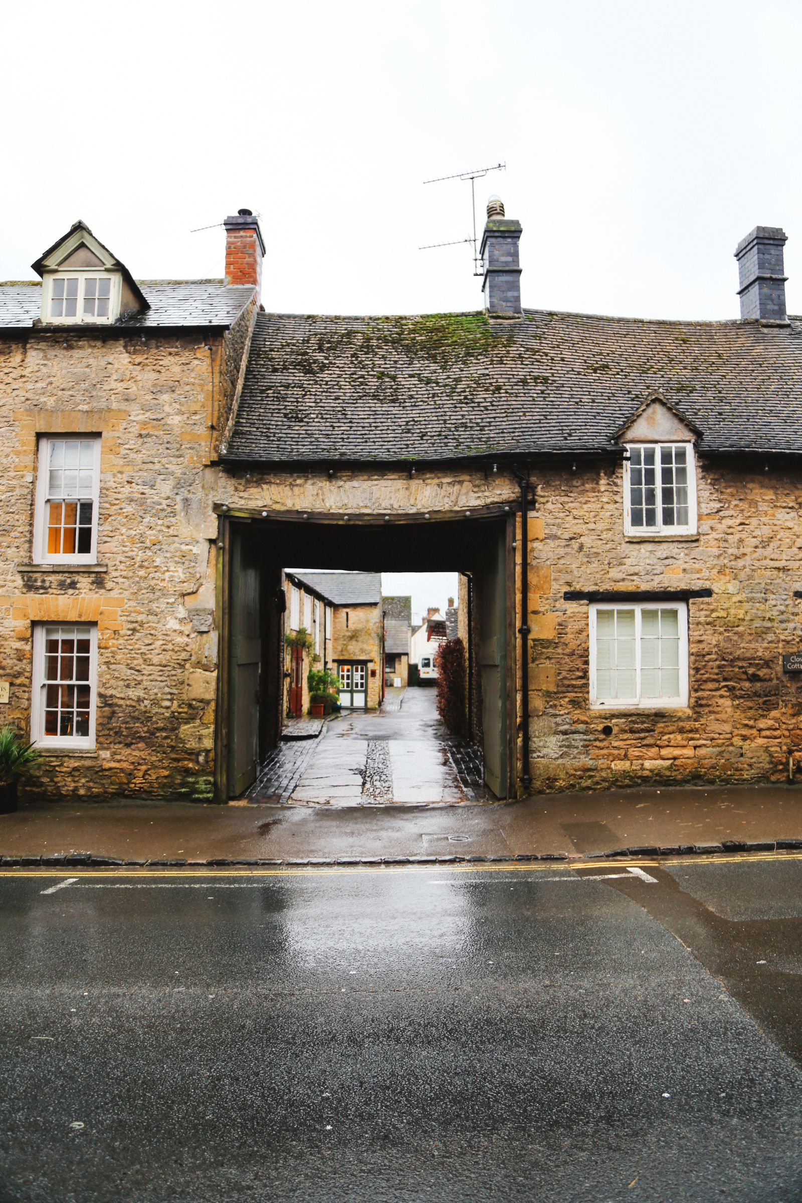 Rainy Days In The English Countryside... The Wood Norton, Bourton-On-The-Water, Broadway, Cotswolds, Stow-on-the-wold (37)