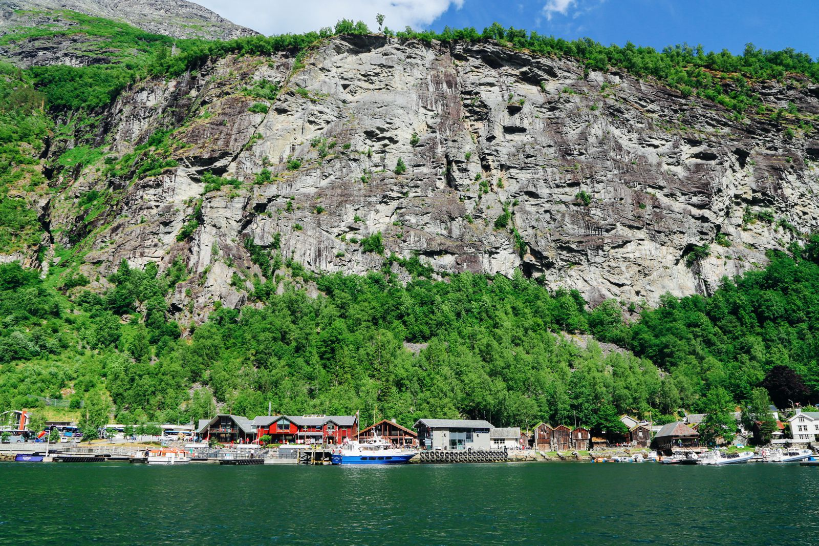Rib-Boating The Geirangerfjord (1)