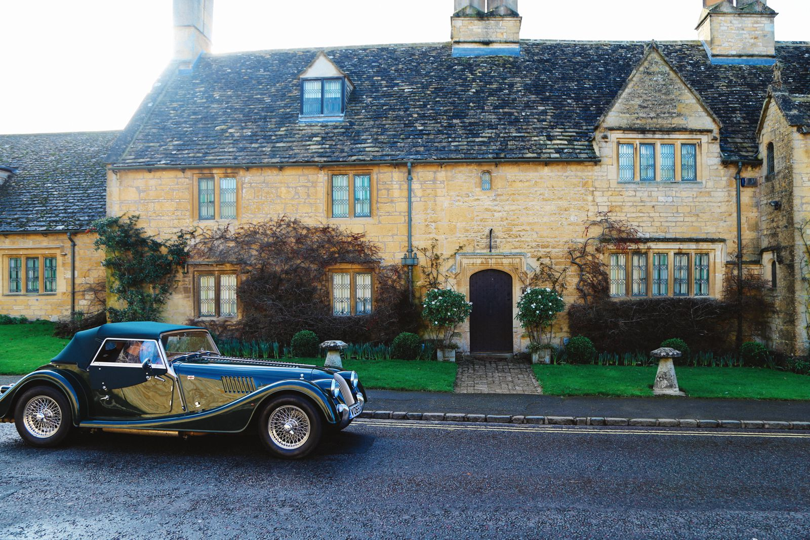An Afternoon In The English Villages Of Broadway And Bourton-On-The-Water... The Cotswolds, England (13)