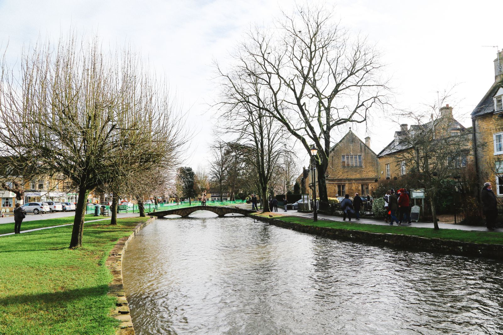 An Afternoon In The English Villages Of Broadway And Bourton-On-The-Water... The Cotswolds, England (60)