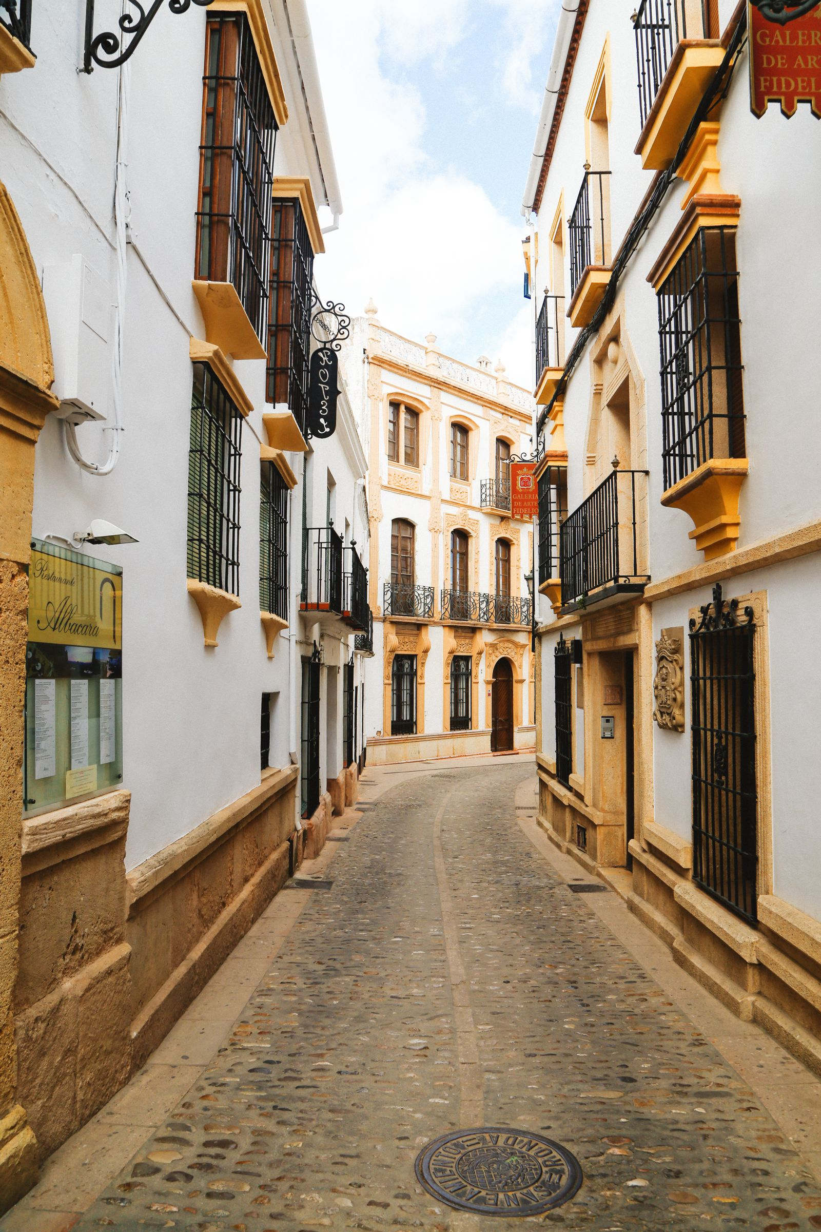 Toros And Ancient City Walks... In Ronda, Spain (1)