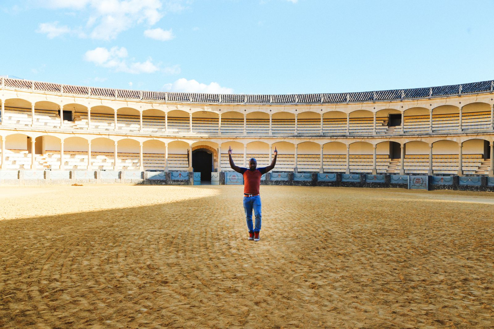 Toros And Ancient City Walks... In Ronda, Spain (15)