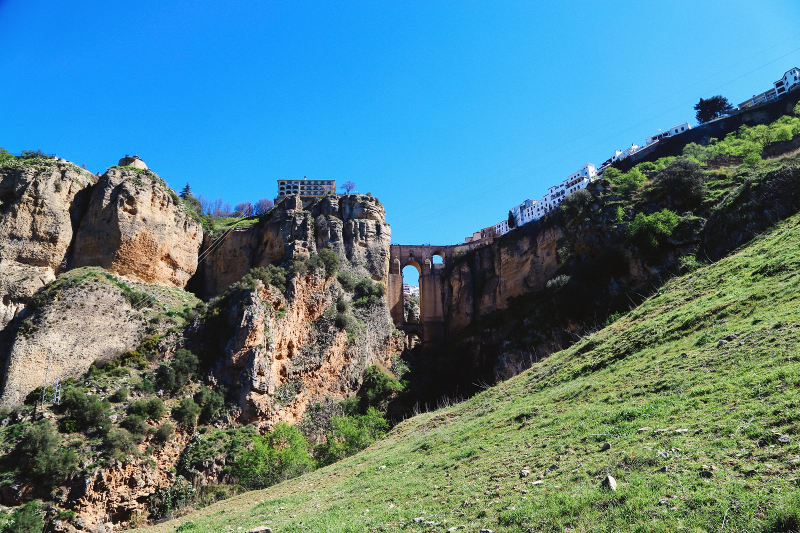 Toros And Ancient City Walks... In Ronda, Spain (43)