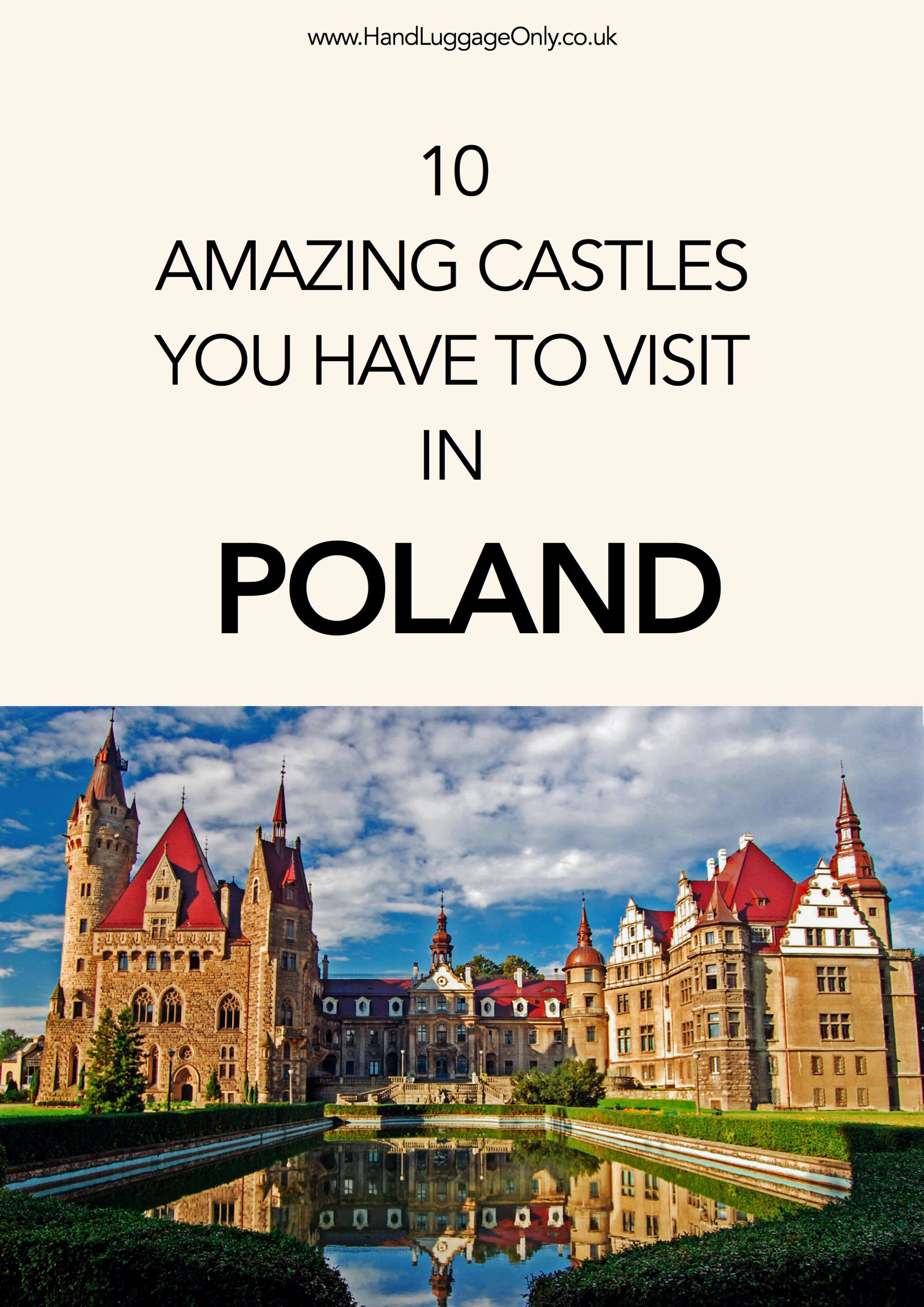 10 Amazing Castles You Have To Visit In Poland (1)