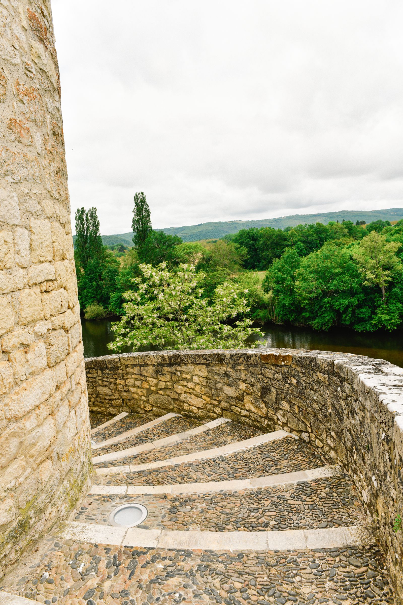 Chateau De La Treyne And The Rocamadour Countryside... In Dordogne Valley, France (6)