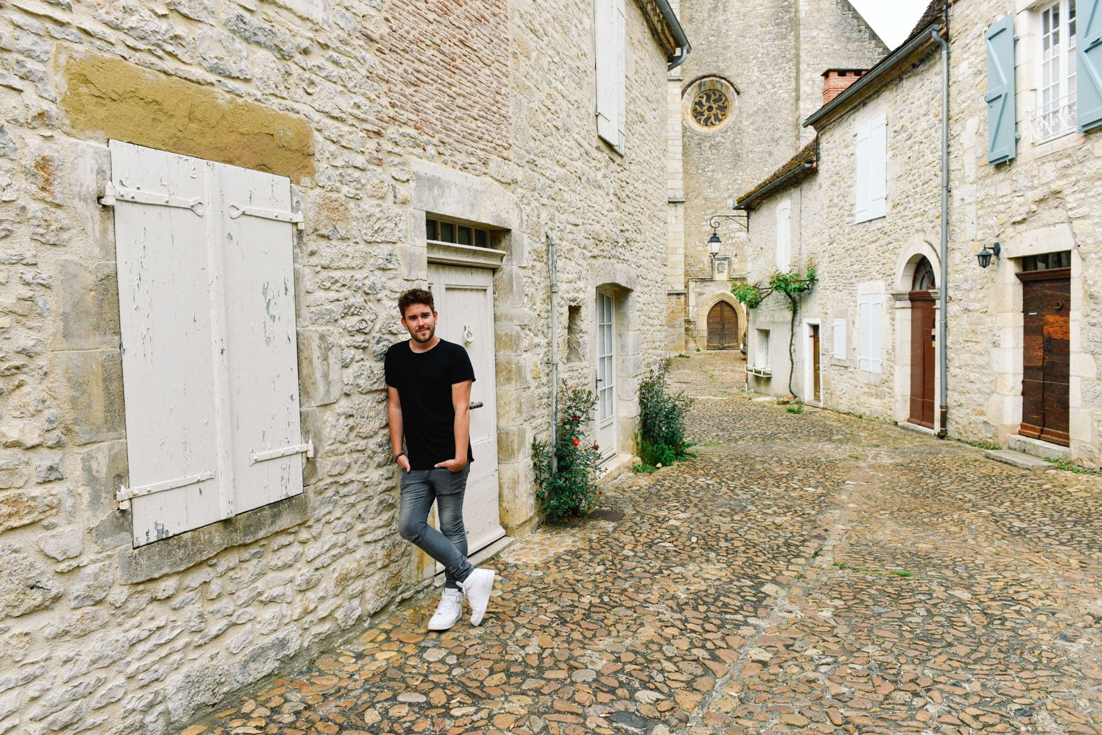 The Beautiful French Village Of Martel... In Dordogne Valley, France (35)