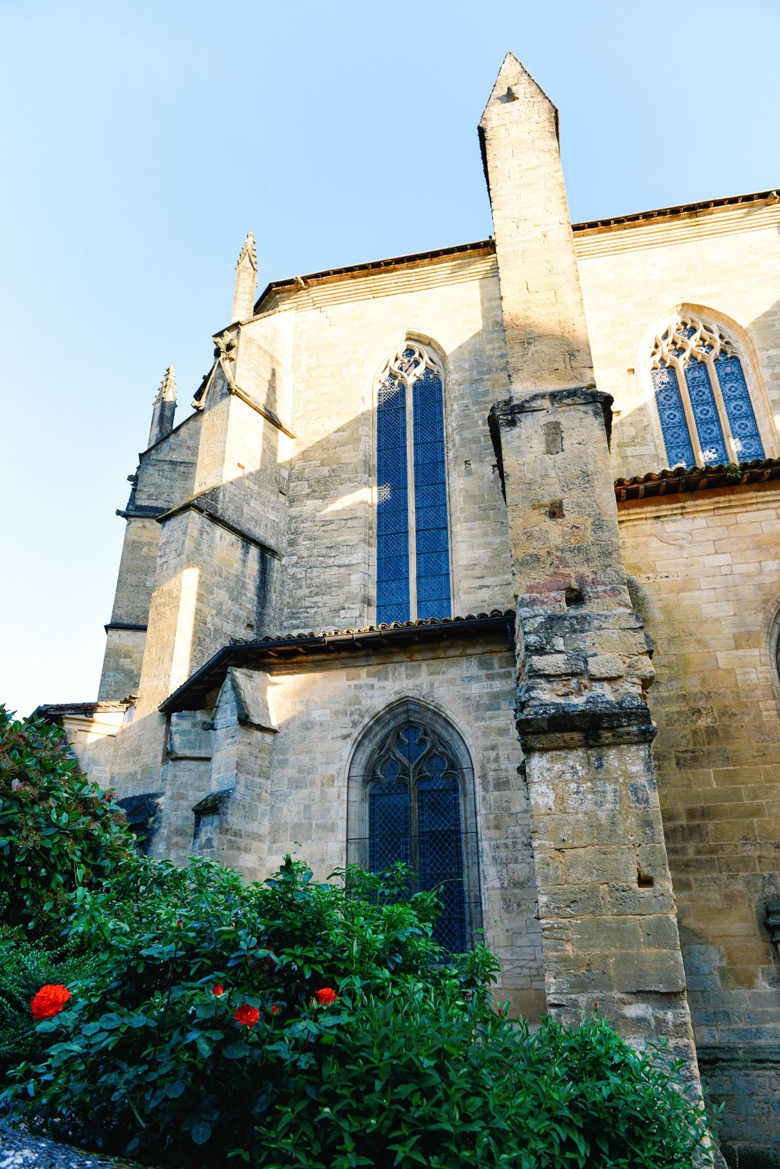 The Old Historic French Town Of Sarlat (10)
