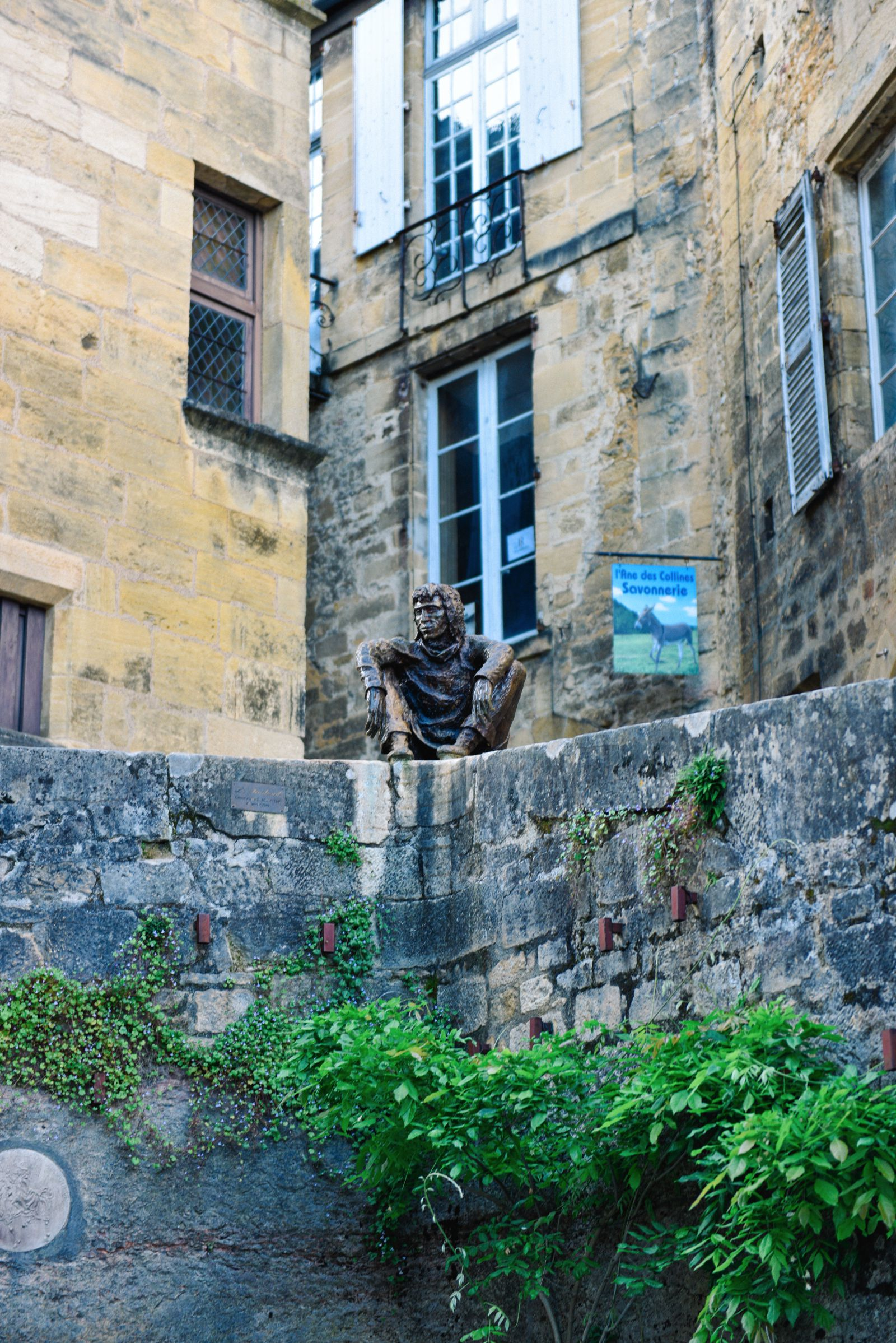 The Old Historic French Town Of Sarlat (19)