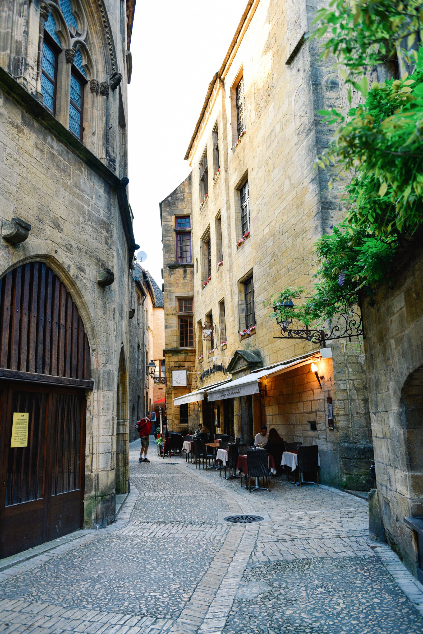The Old Historic French Town Of Sarlat (26)