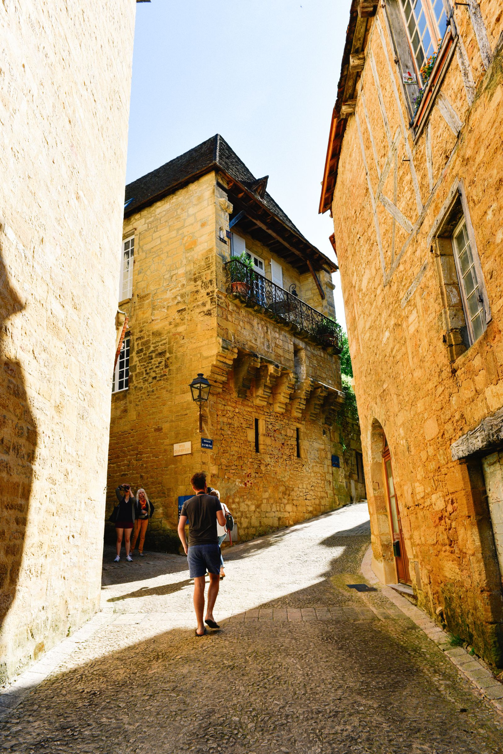 Mornings In The French City Of Sarlat And Afternoons In The Village Of Beaumont-du-Périgord... (3)