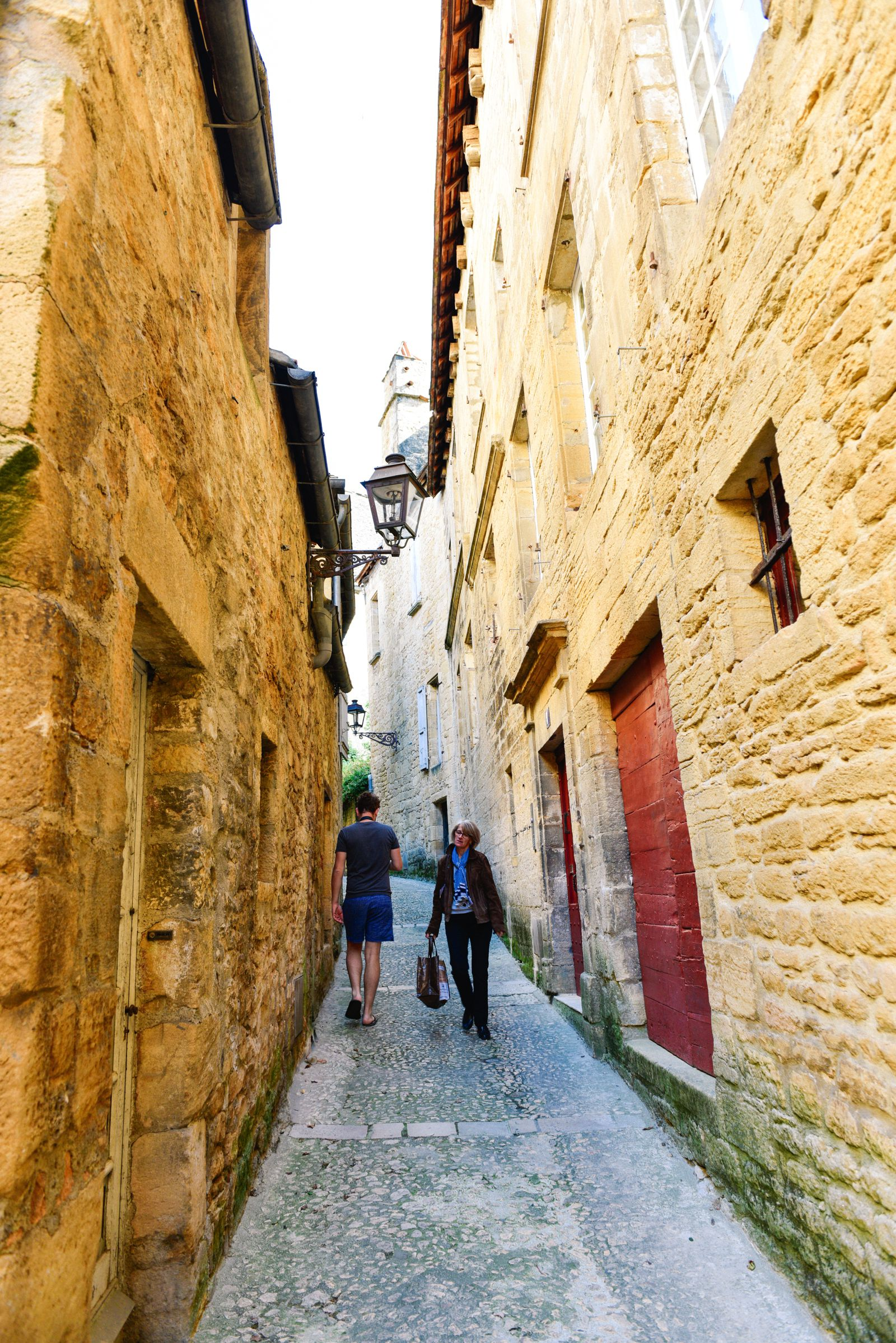 Mornings In The French City Of Sarlat And Afternoons In The Village Of Beaumont-du-Périgord... (4)