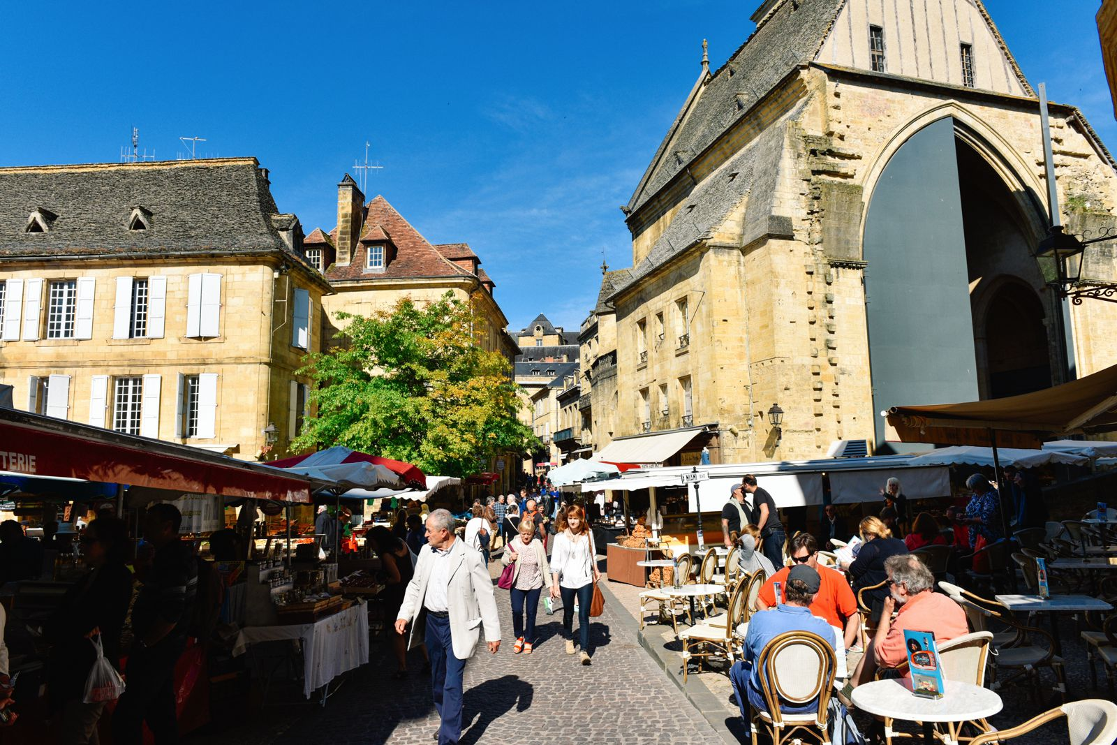 Mornings In The French City Of Sarlat And Afternoons In The Village Of Beaumont-du-Périgord... (5)
