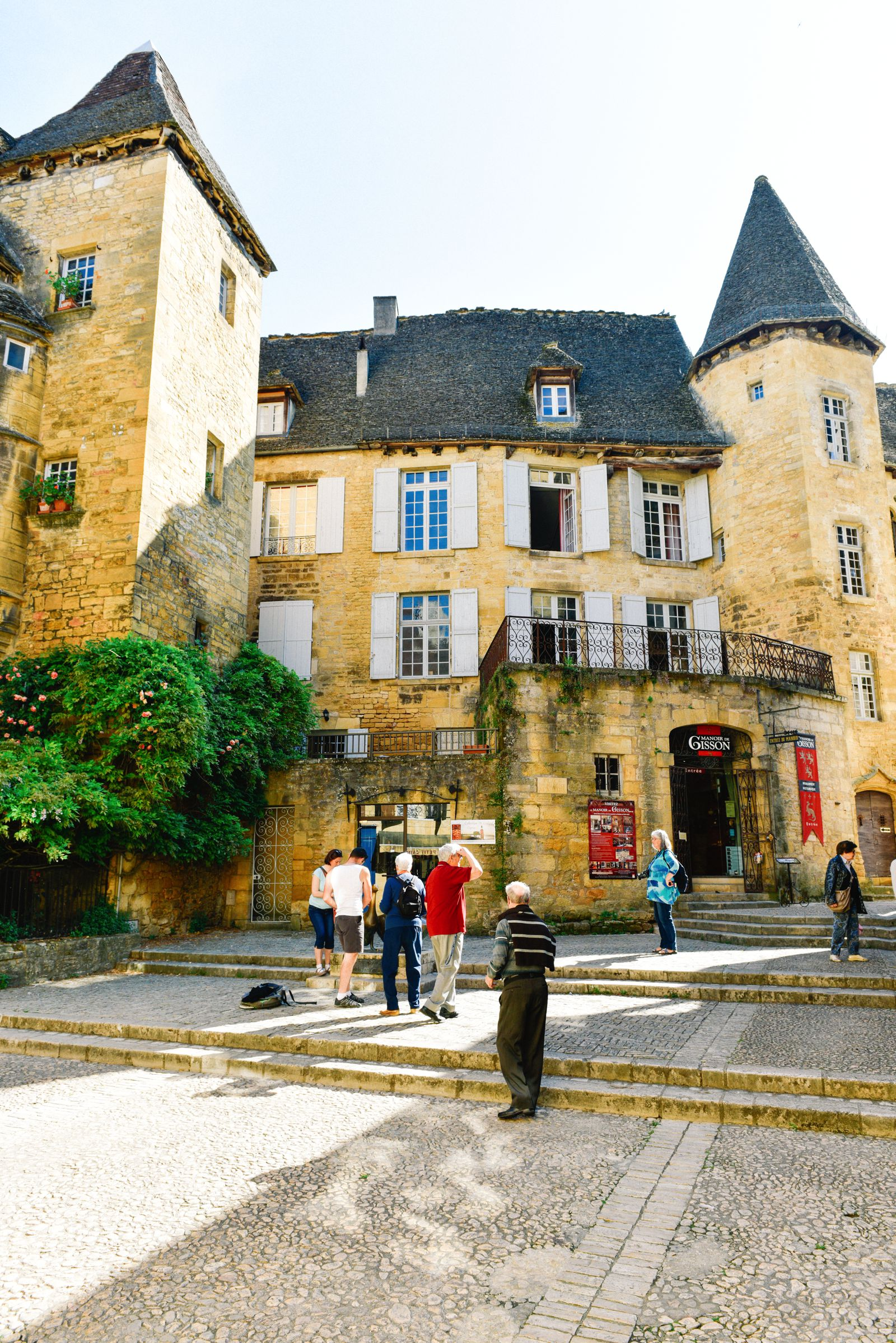 Mornings In The French City Of Sarlat And Afternoons In The Village Of Beaumont-du-Périgord... (9)