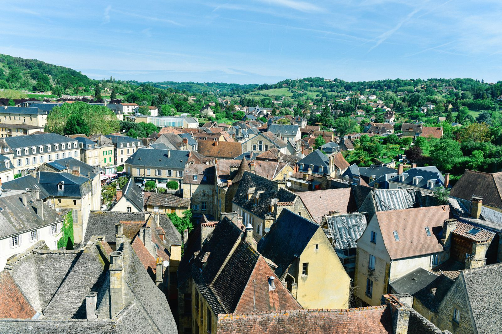 Mornings In The French City Of Sarlat And Afternoons In The Village Of Beaumont-du-Périgord... (16)