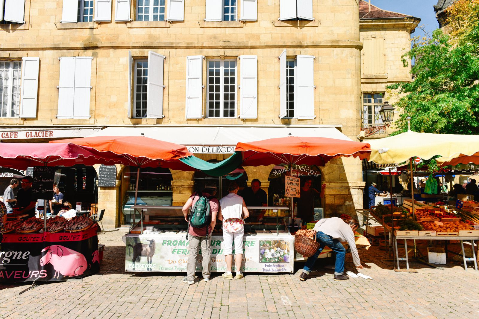 Mornings In The French City Of Sarlat And Afternoons In The Village Of Beaumont-du-Périgord... (21)