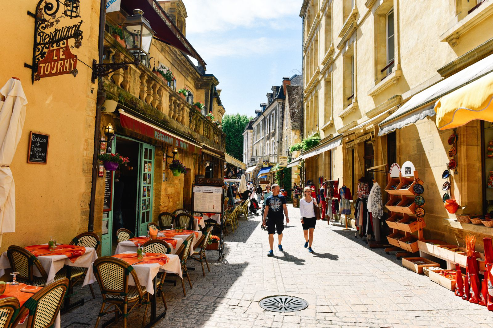 Mornings In The French City Of Sarlat And Afternoons In The Village Of Beaumont-du-Périgord... (26)