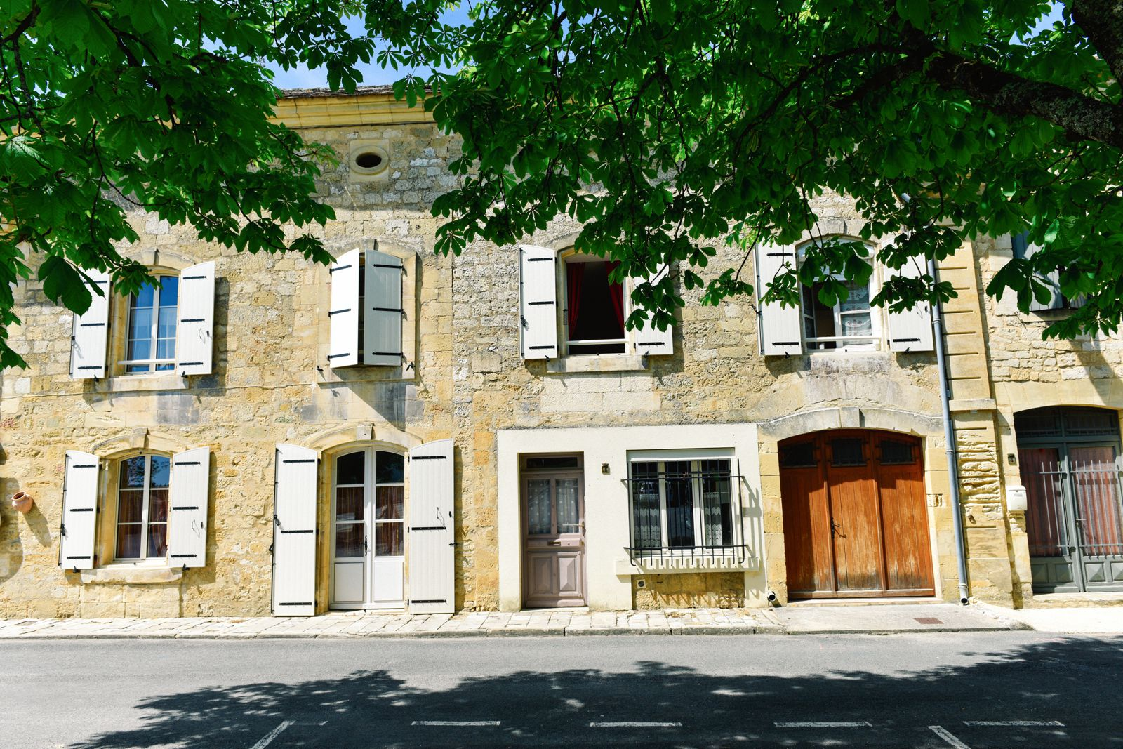 Mornings In The French City Of Sarlat And Afternoons In The Village Of Beaumont-du-Périgord... (48)