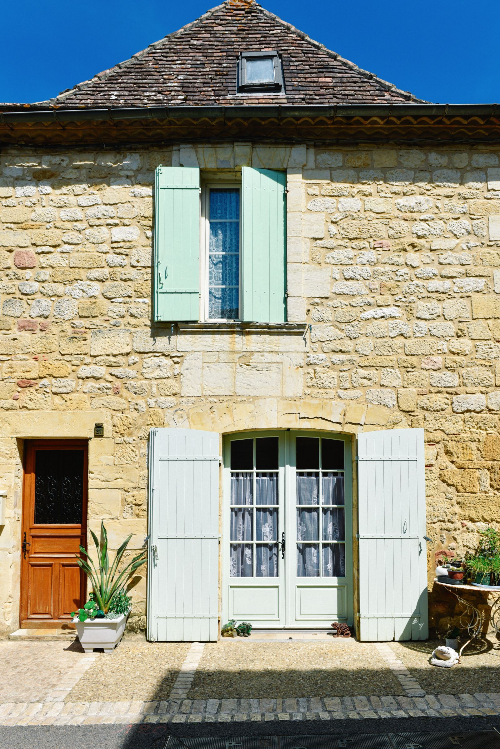 Mornings In The French City Of Sarlat And Afternoons In The Village Of Beaumont-du-Périgord... (55)