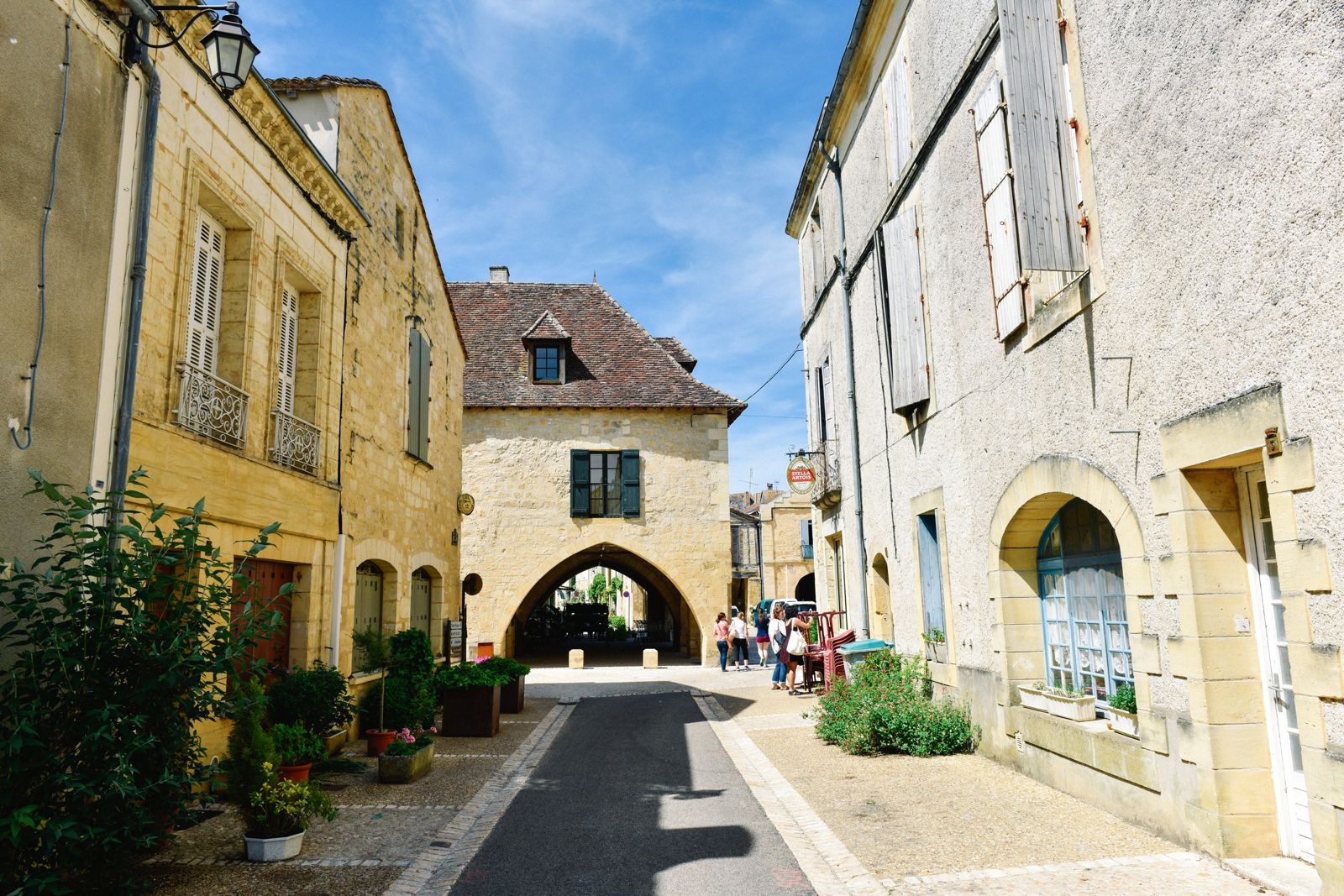 Mornings In The French City Of Sarlat And Afternoons In The Village Of Beaumont-du-Périgord... (56)