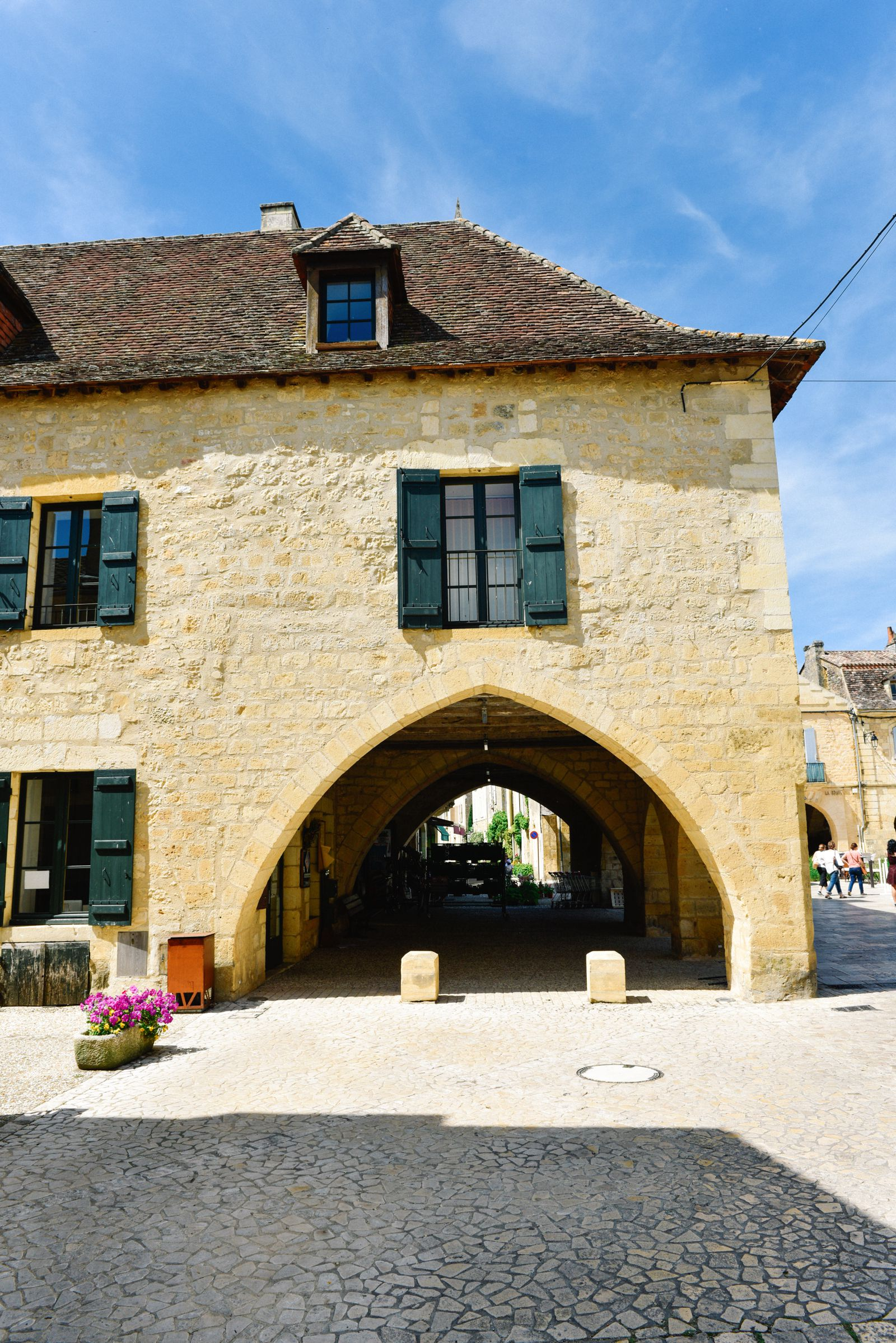 Mornings In The French City Of Sarlat And Afternoons In The Village Of Beaumont-du-Périgord... (58)